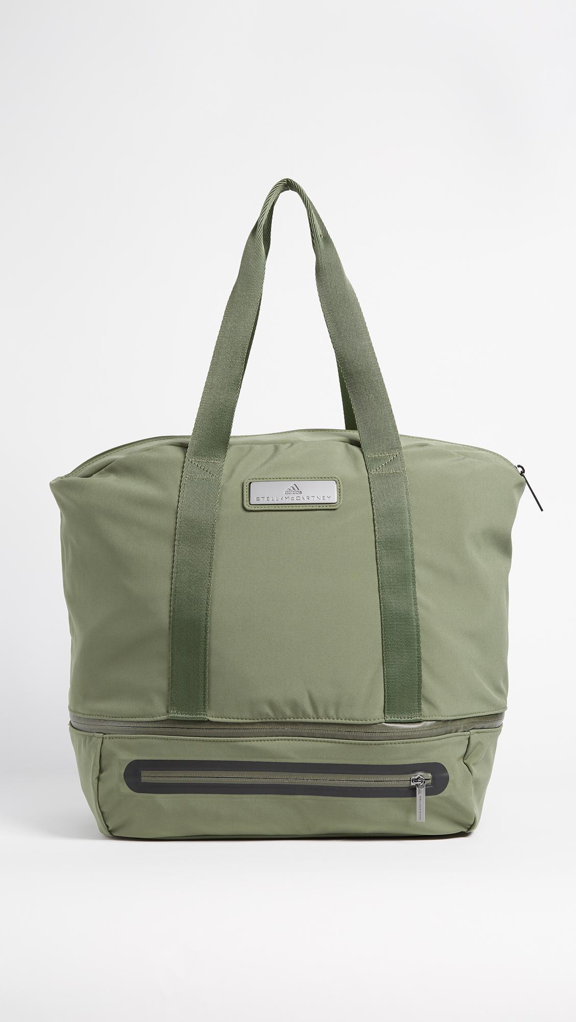 0b5ef10f7d Lyst - Adidas By Stella Mccartney Iconic Bag in Green