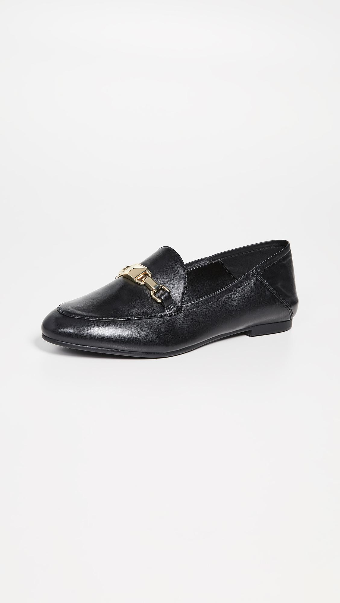 48a720fe20b Lyst - MICHAEL Michael Kors Charlton Loafers in Black