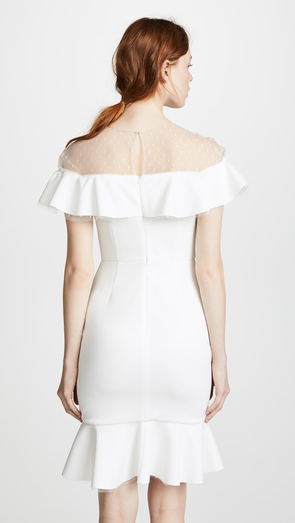 f5c4e37dd88 Gallery. Previously sold at  Shopbop · Women s Neoprene Dresses Women s  White Cocktail Dresses
