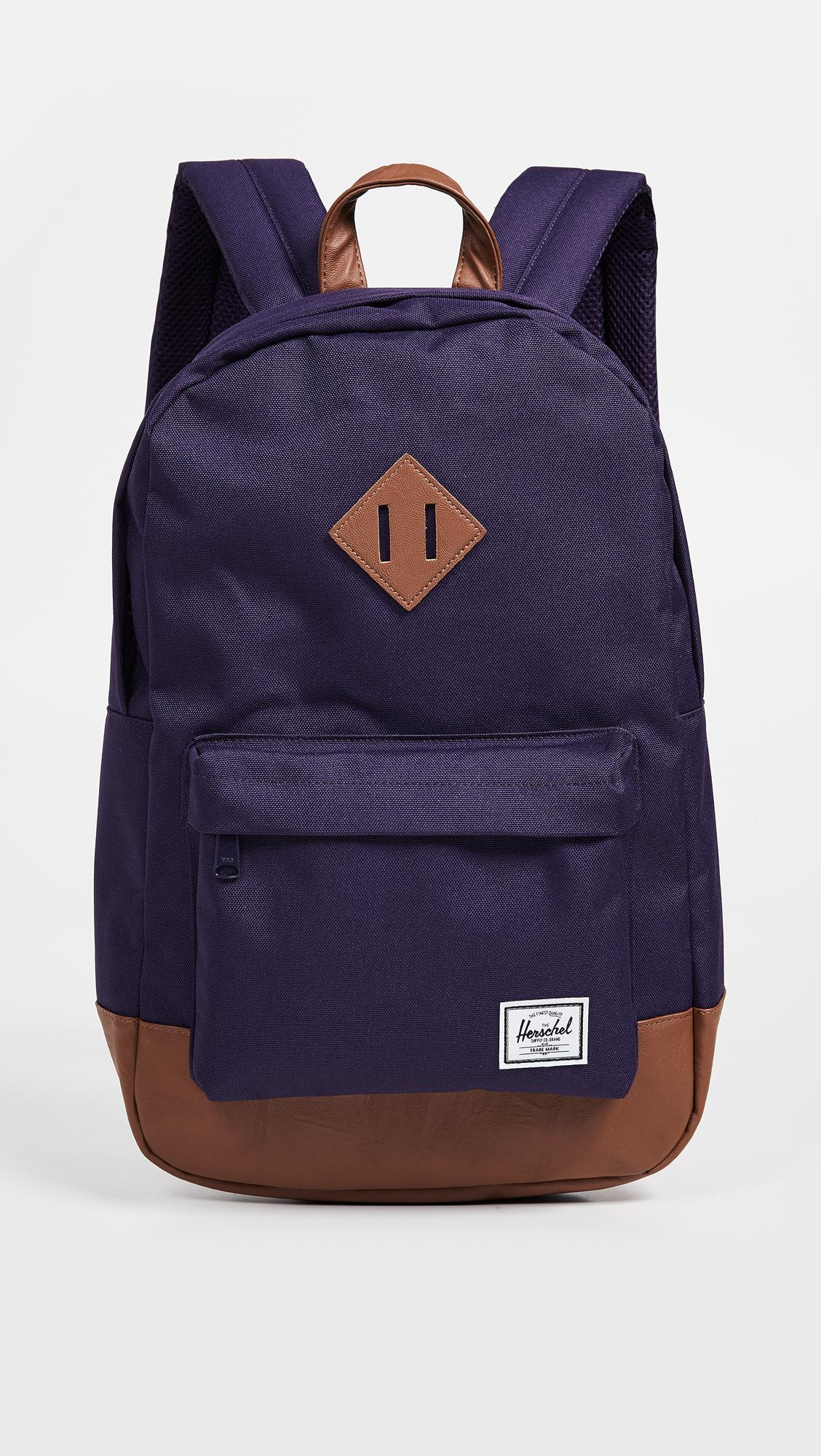 72560d78e80 Herschel Supply Co. Heritage Mid Volume Backpack in Purple - Save ...