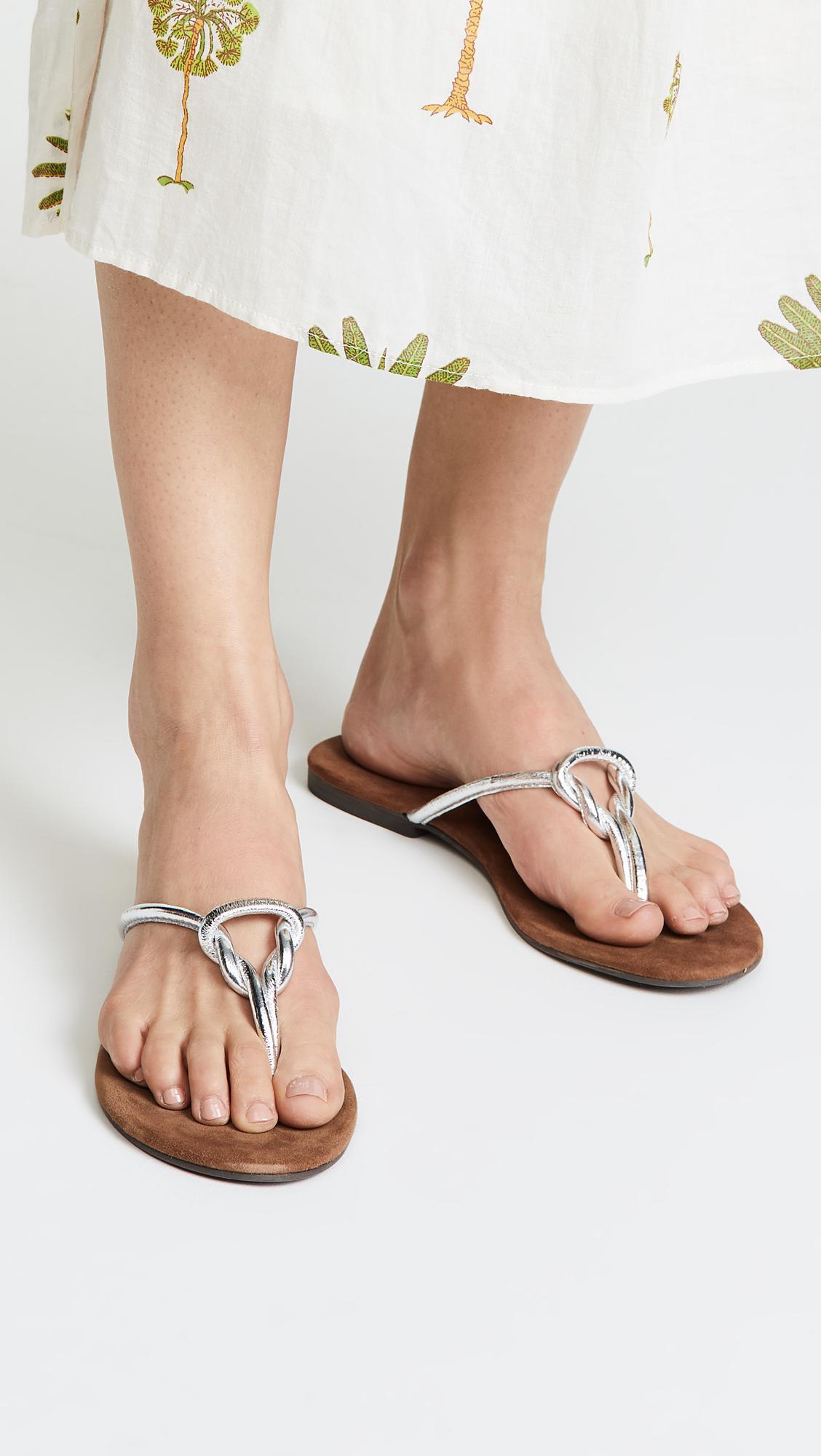 Jeffrey Campbell Women's Malia Flip Flop fHhEl