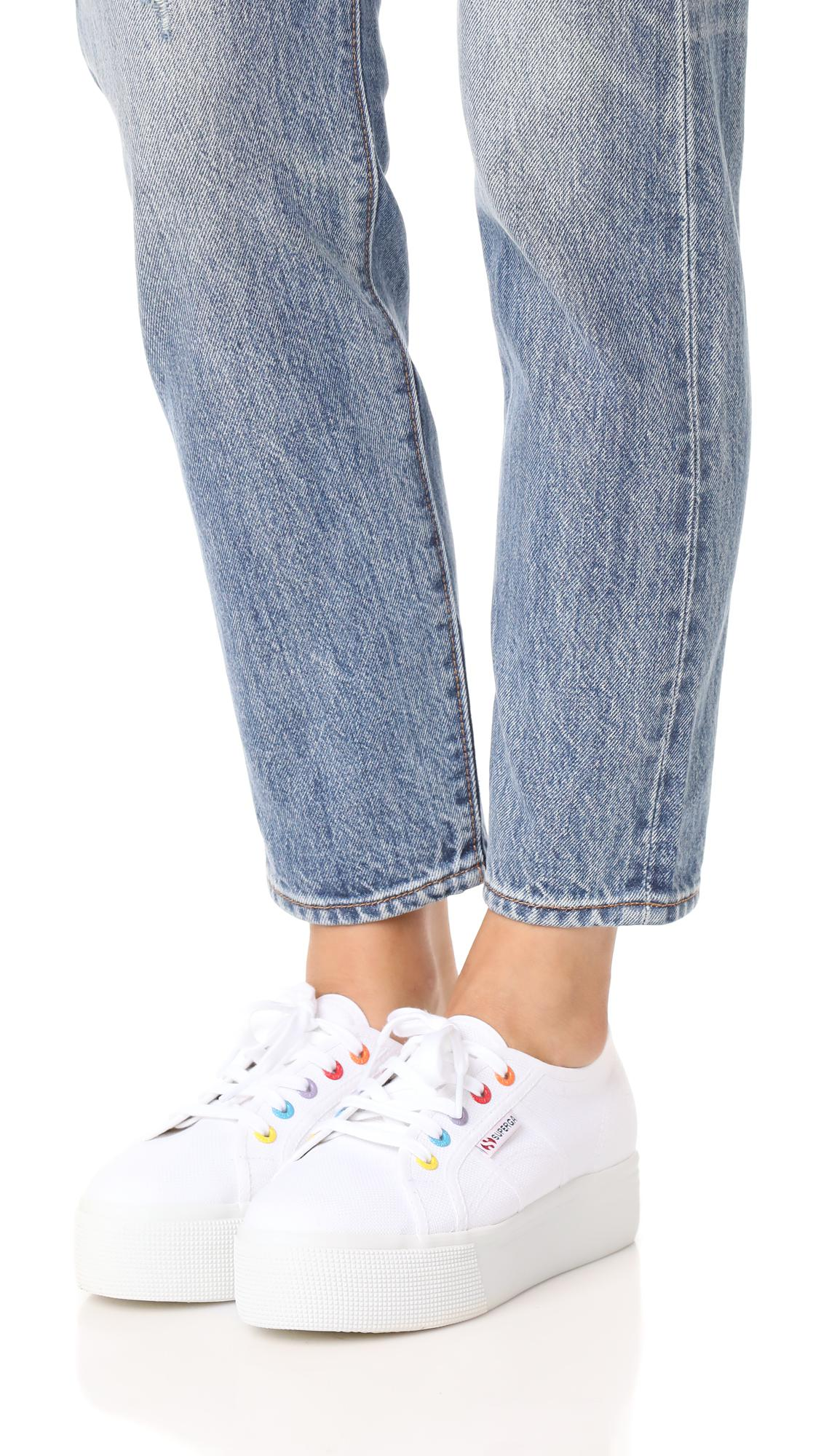 681e6821531a Gallery. Previously sold at  Shopbop · Women s Platform Sneakers ...