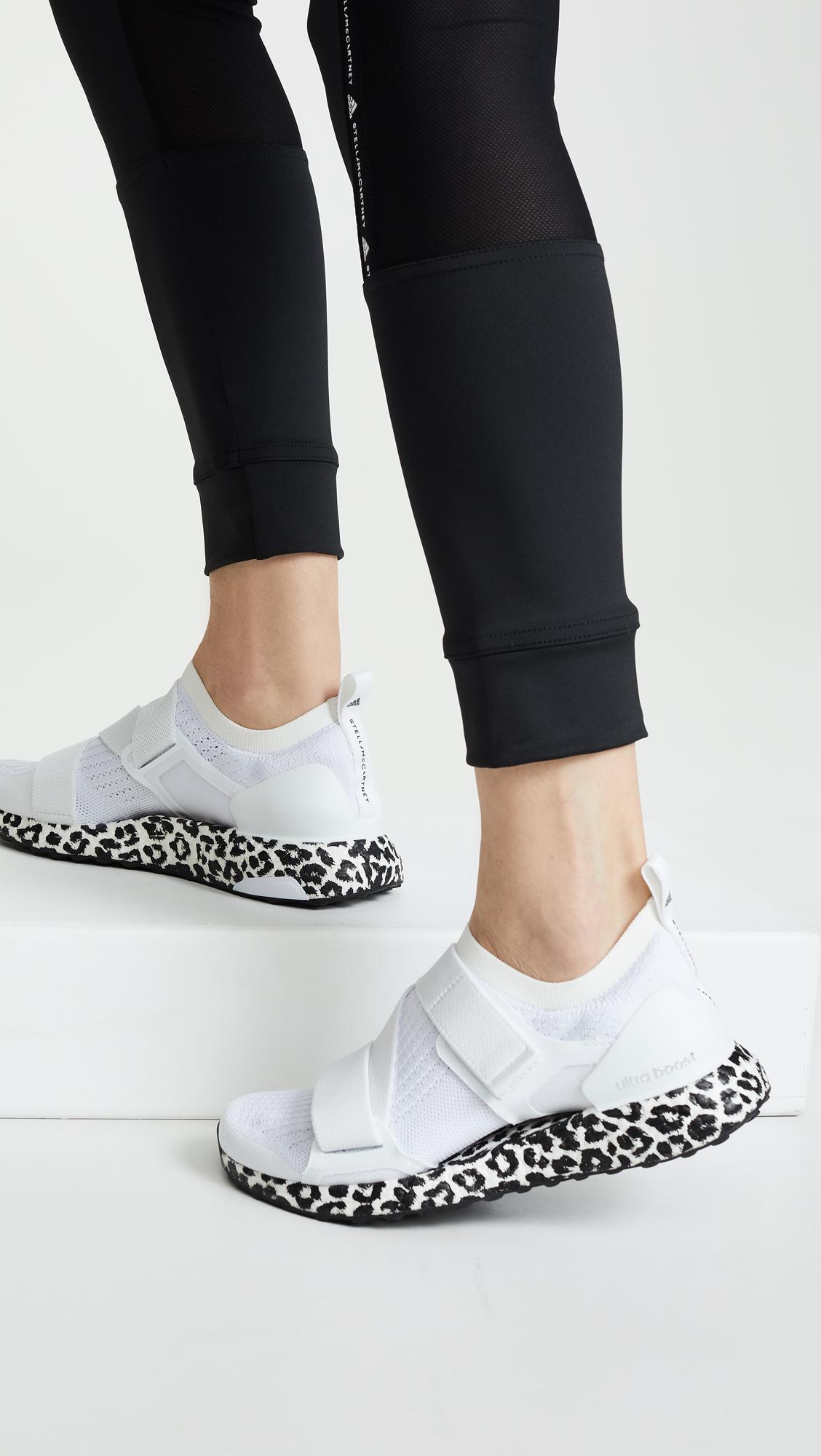 05aaf4ea5 Lyst - adidas By Stella McCartney Ultraboost X Sneakers in White