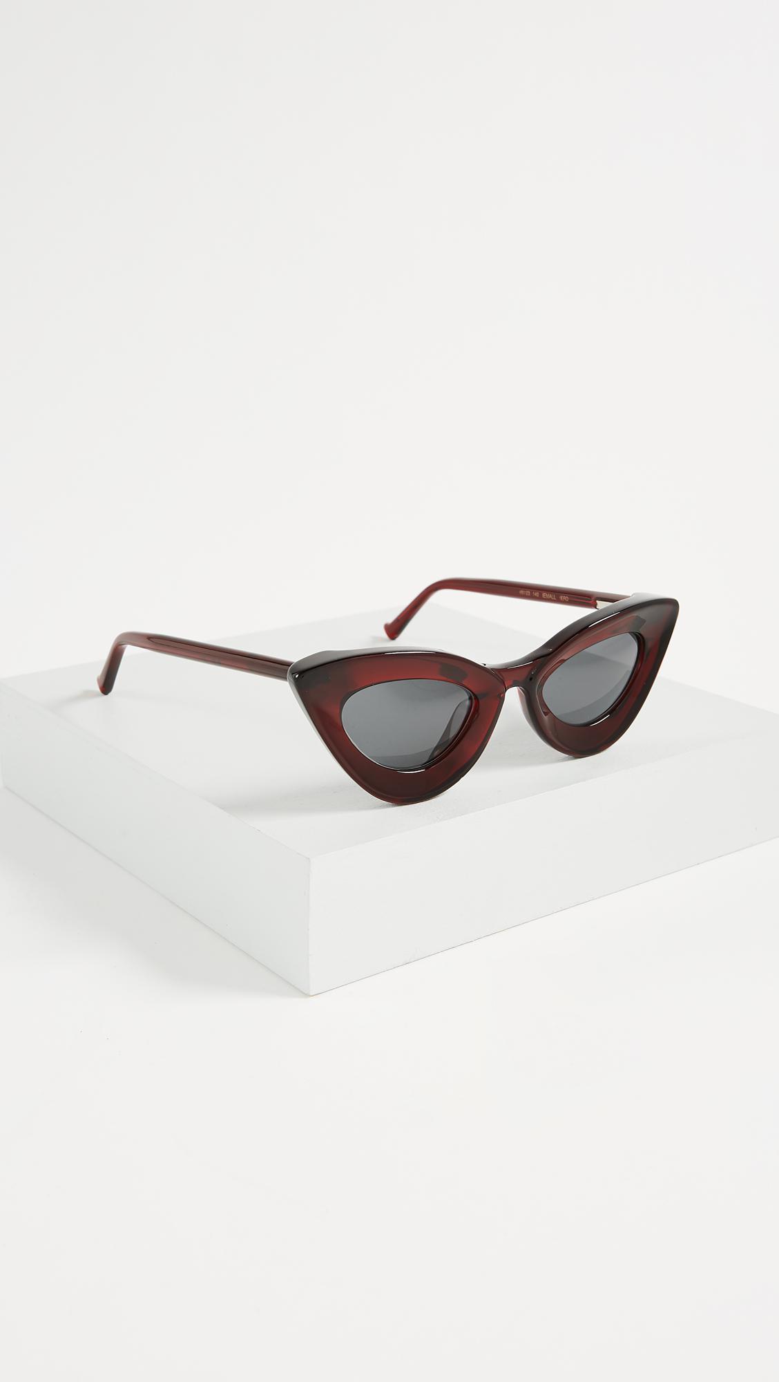 33e09a9ec7 Grey Ant Iemall Cat Eye Sunglasses - Lyst
