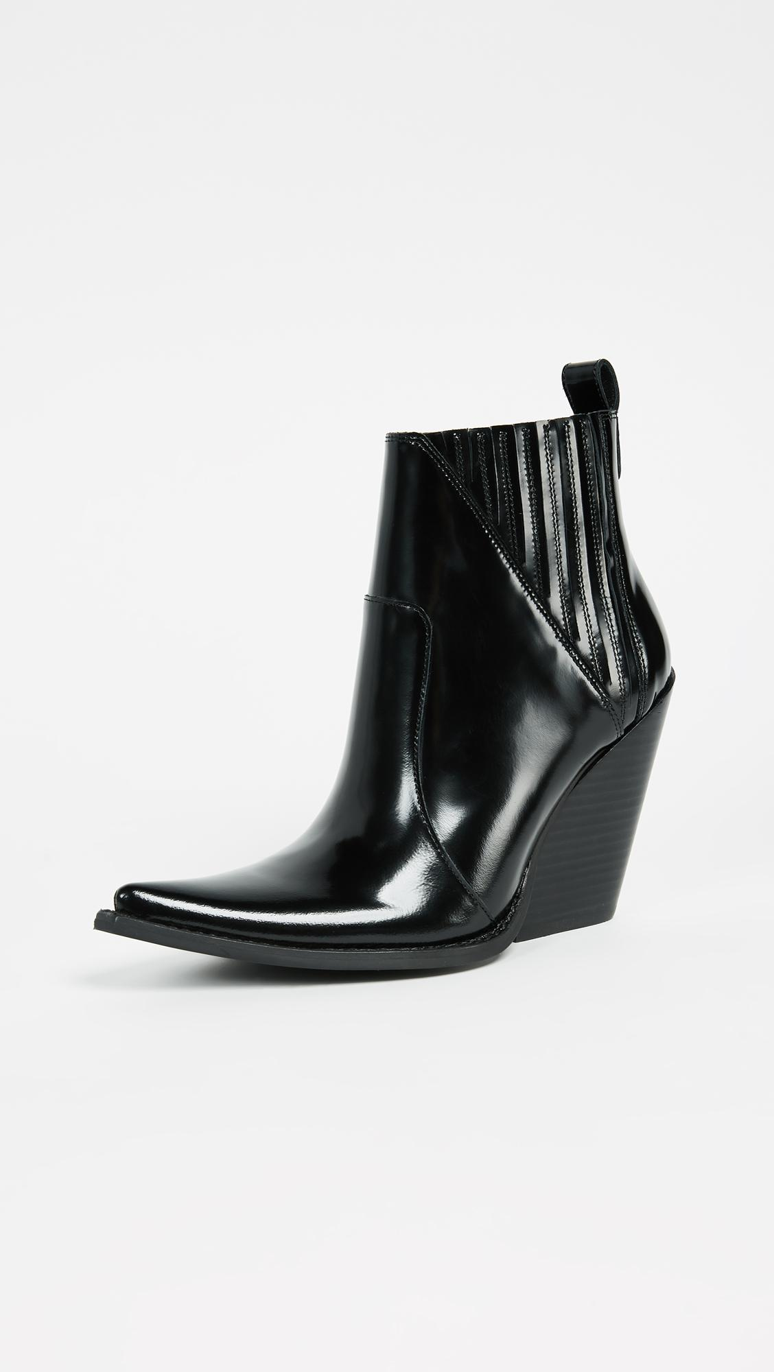 Jeffrey Campbell HOMAGE - High heeled ankle boots - black ocEJh