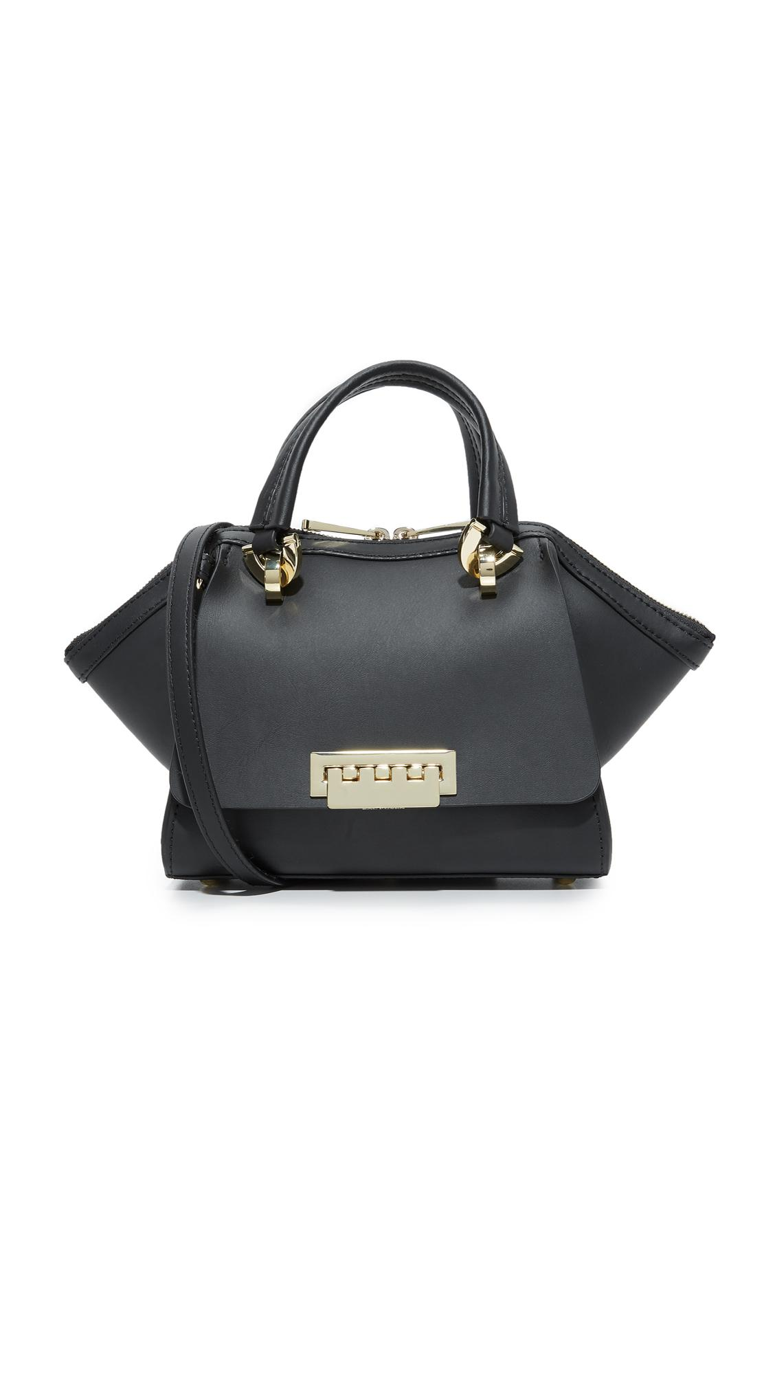 Zac Zac Posen Eartha Iconic Mini Double Handle Satchel In