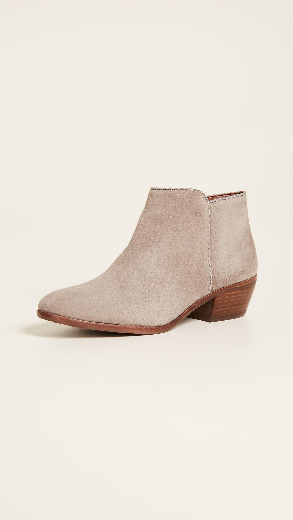3d4d030190b0c9 Sam Edelman  petty  Chelsea Boot in Brown - Save 3% - Lyst