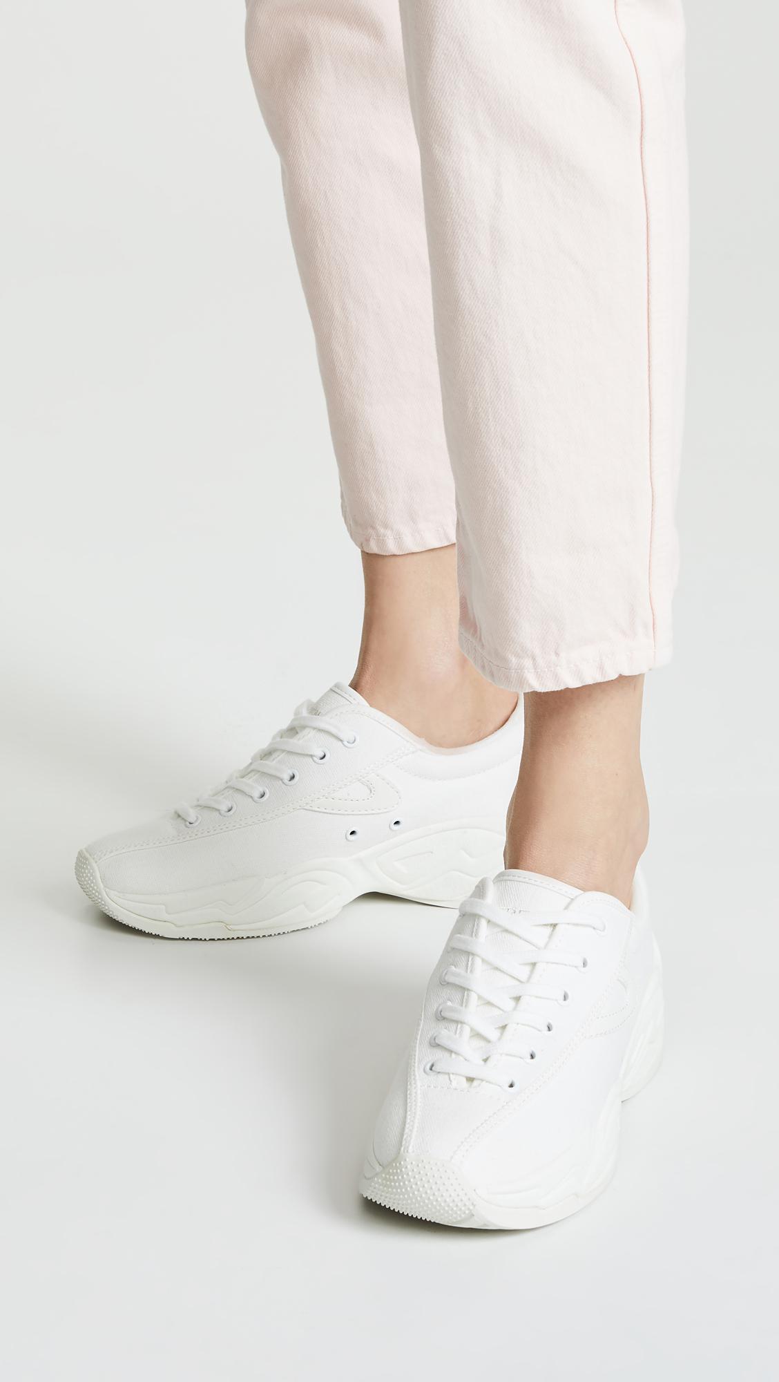 c1319e94d34f Tretorn - White Nylite Fly Sneakers - Lyst. View fullscreen