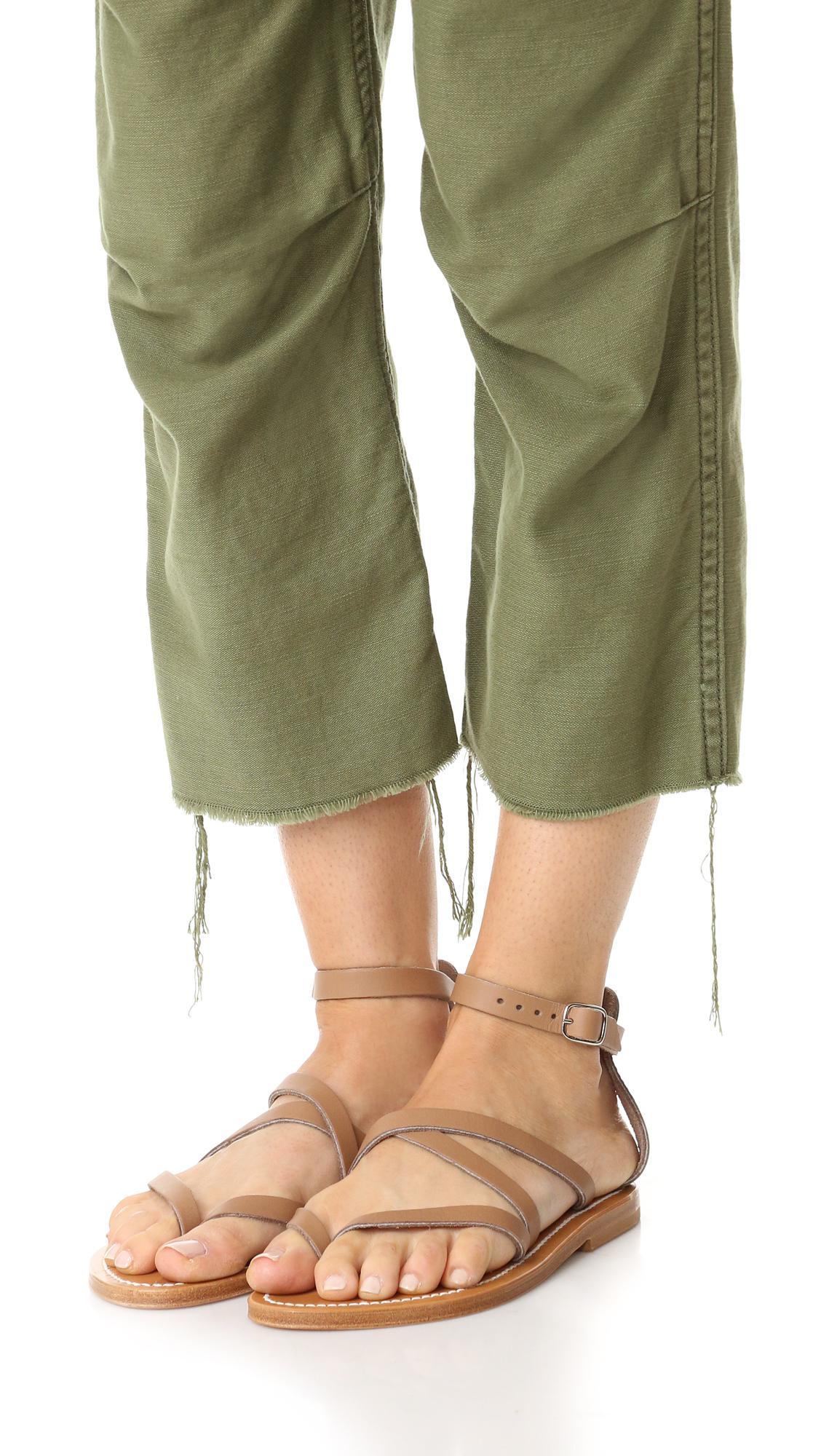 552d66e58605 Lyst - K. Jacques Epicure Sandals