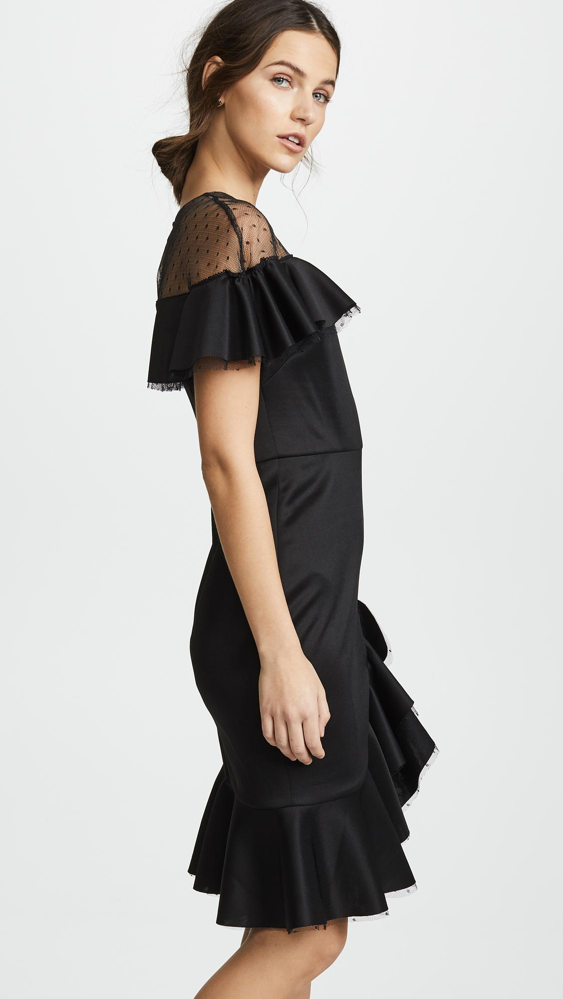 b6154ff5b93 Gallery. Previously sold at  Shopbop · Women s Neoprene Dresses Women s Black  Cocktail Dresses