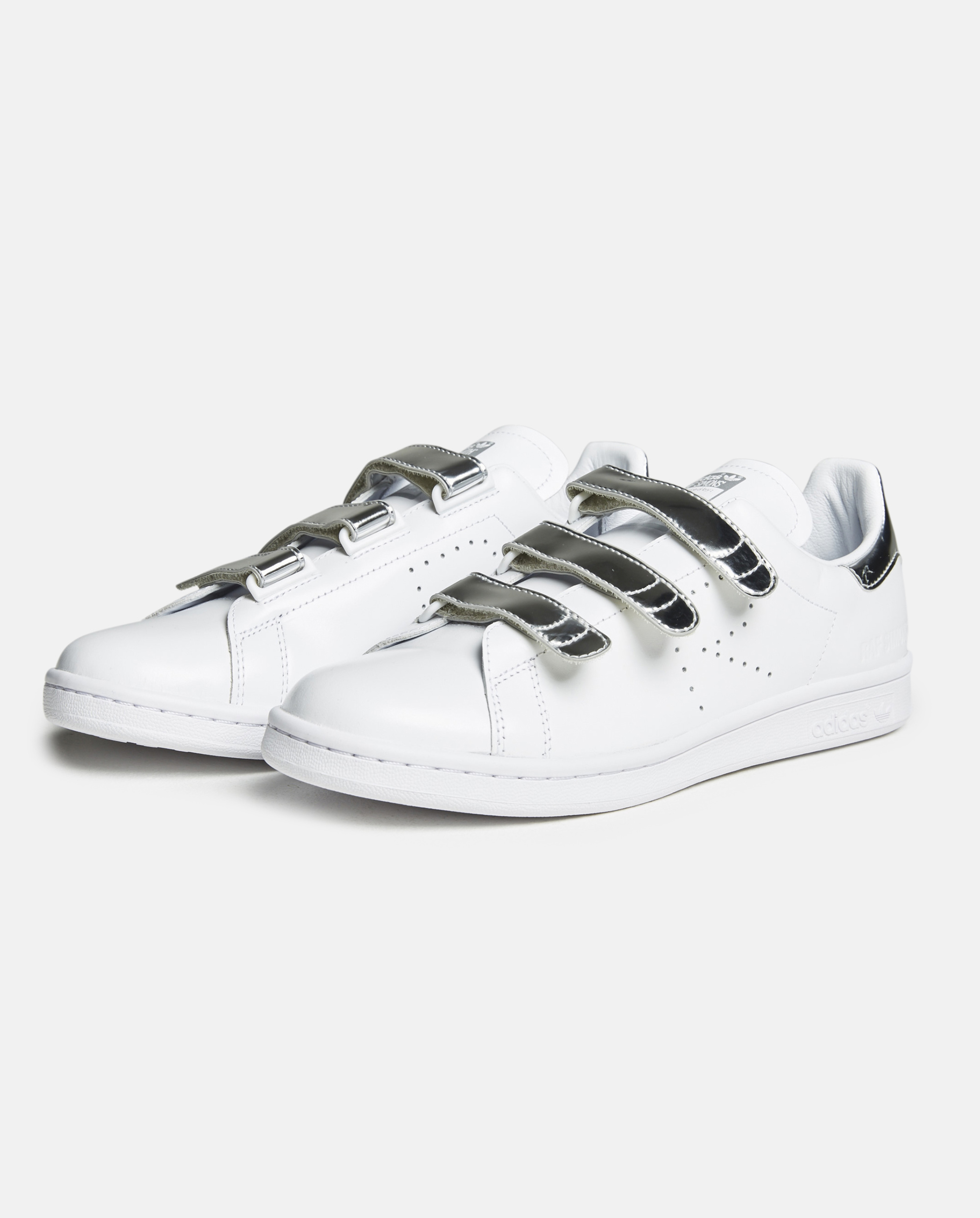 adidas By Raf Simons Raf X Stan Smith Cf Leather Trainers in