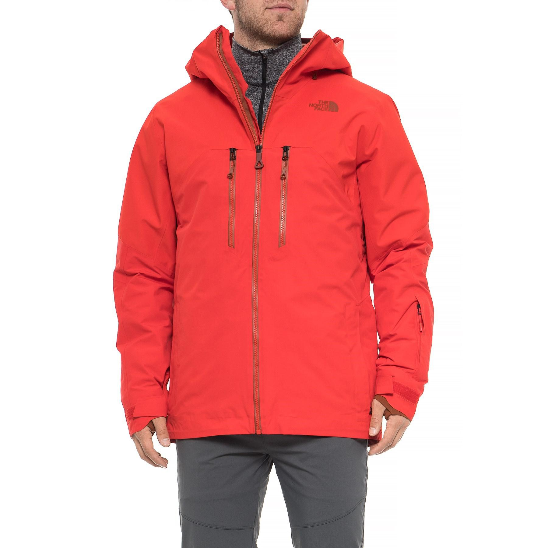 02c178f9cc16 Lyst - The North Face Powder Guide Gore-tex®jacket in Red for Men