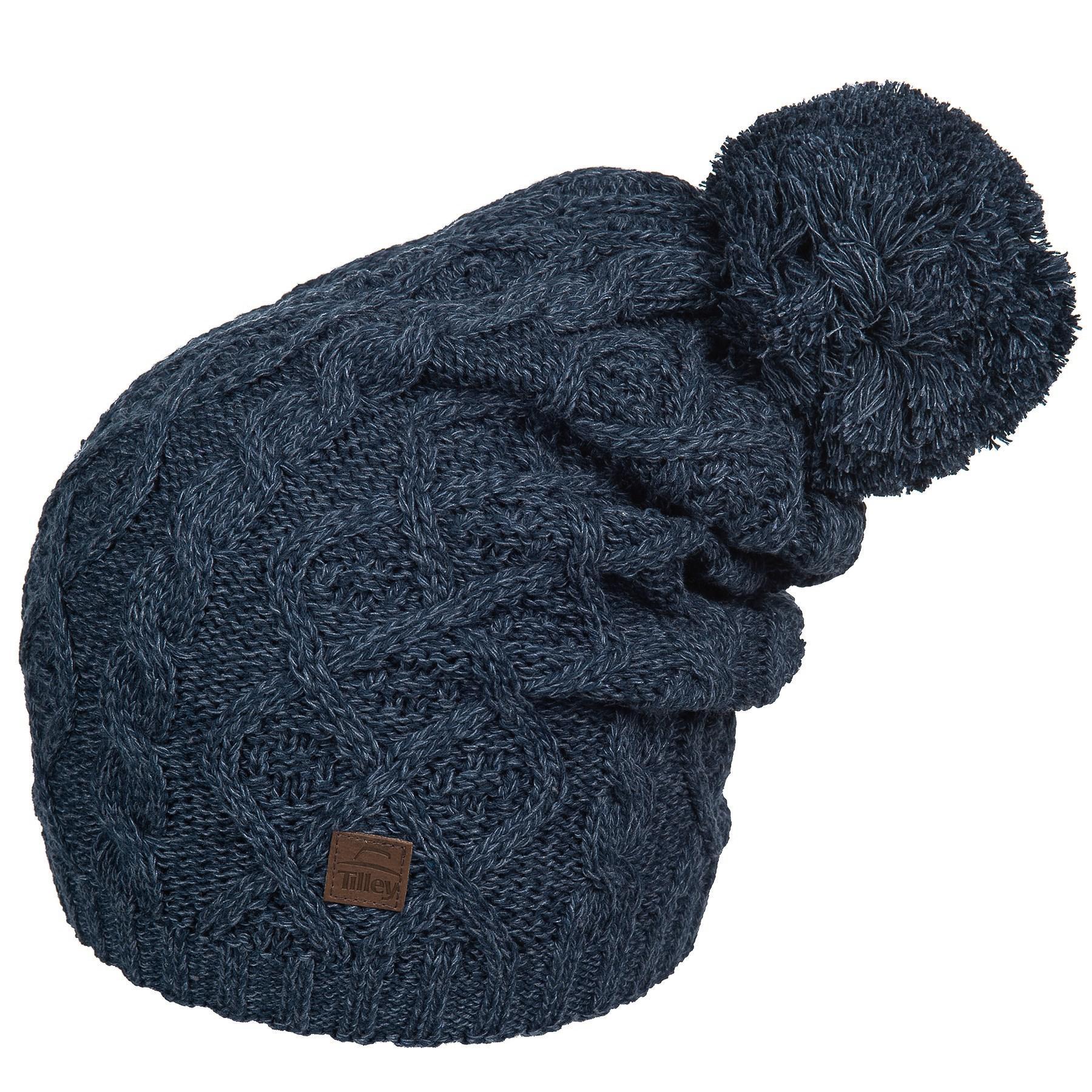 Lyst - Tilley Aspen Toque Hat (for Women) in Blue 77c6bb919