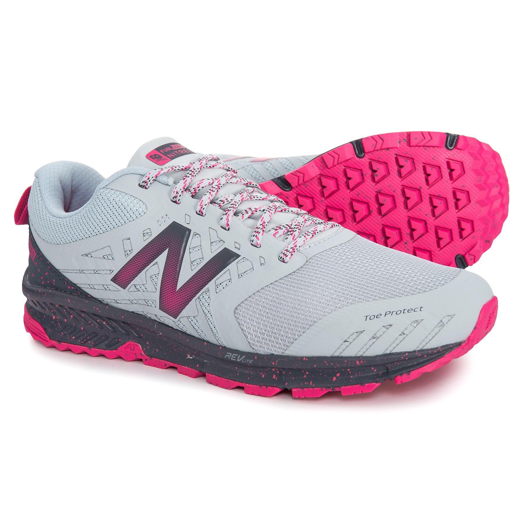 78e0e94a54316 New Balance Fuelcore Nitrel Trail Running Shoes (for Women) - Lyst