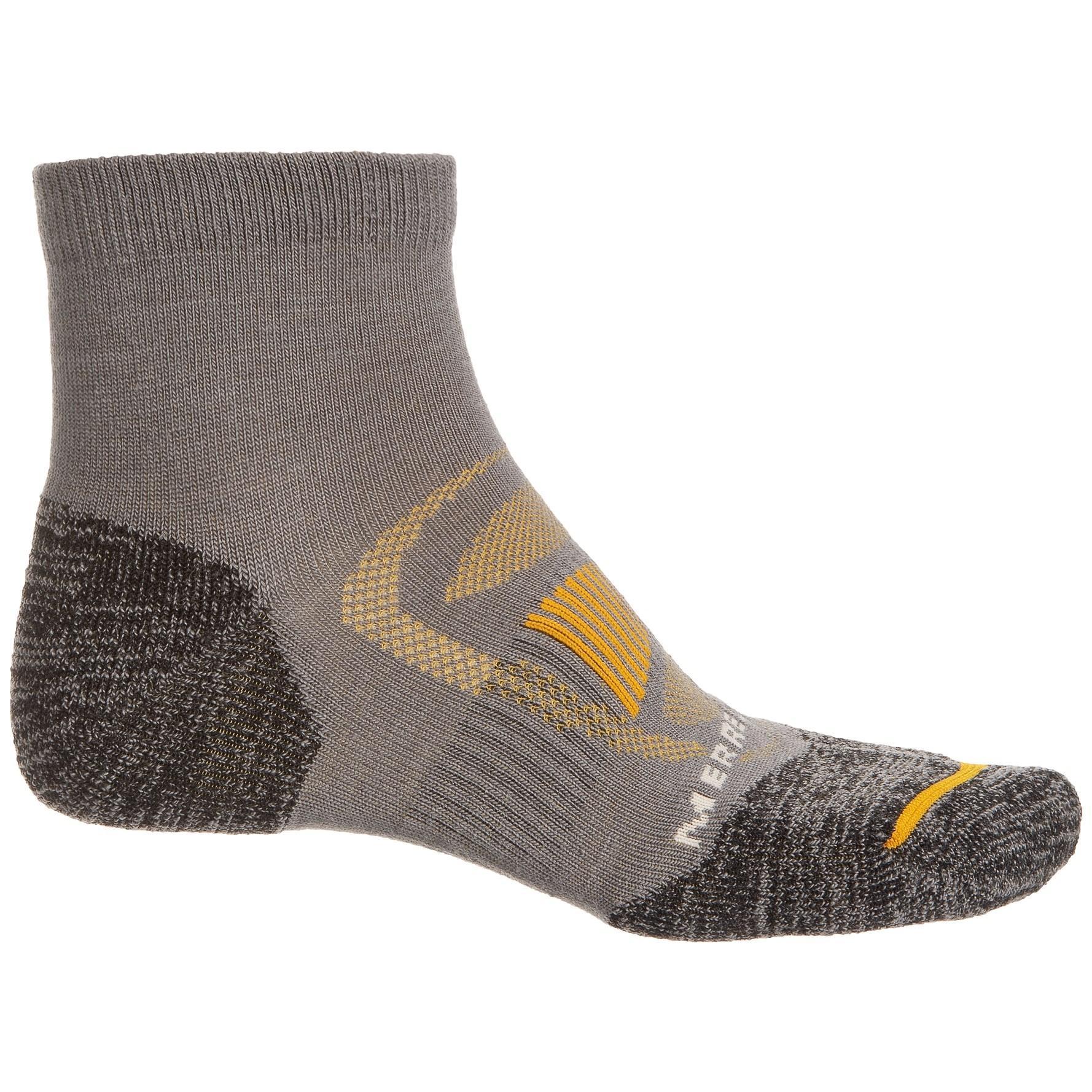 1186c8adfa7 Lyst - Merrell Zoned Light Hiker Socks in Brown for Men