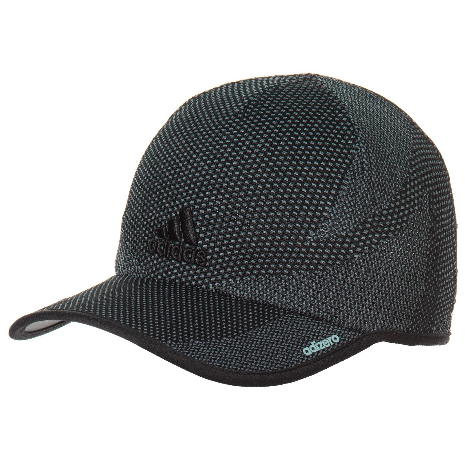 f7ba65ba Lyst - adidas Adizero Prime Cap (for Women) in Black