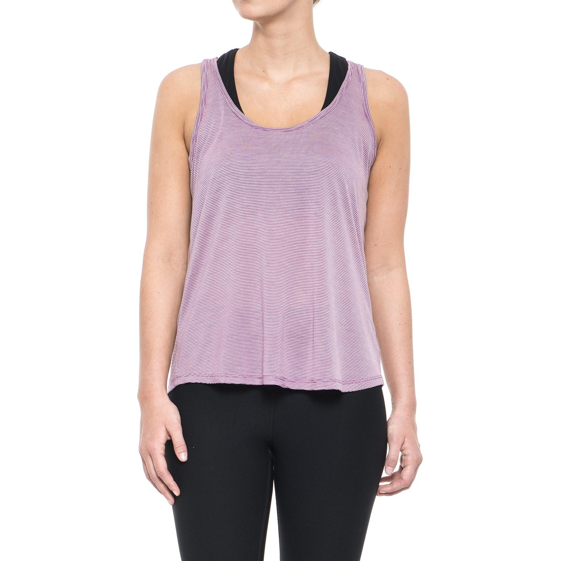 d2fd77758c051b Lyst - Balance Collection Vicky Singlet in Purple
