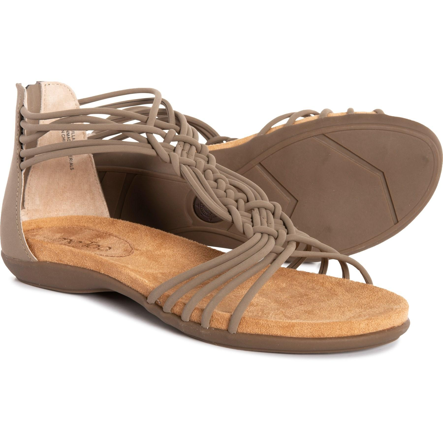 9f7d858f8201 Lyst - Me Too Camilla Sandals (for Women) in Brown