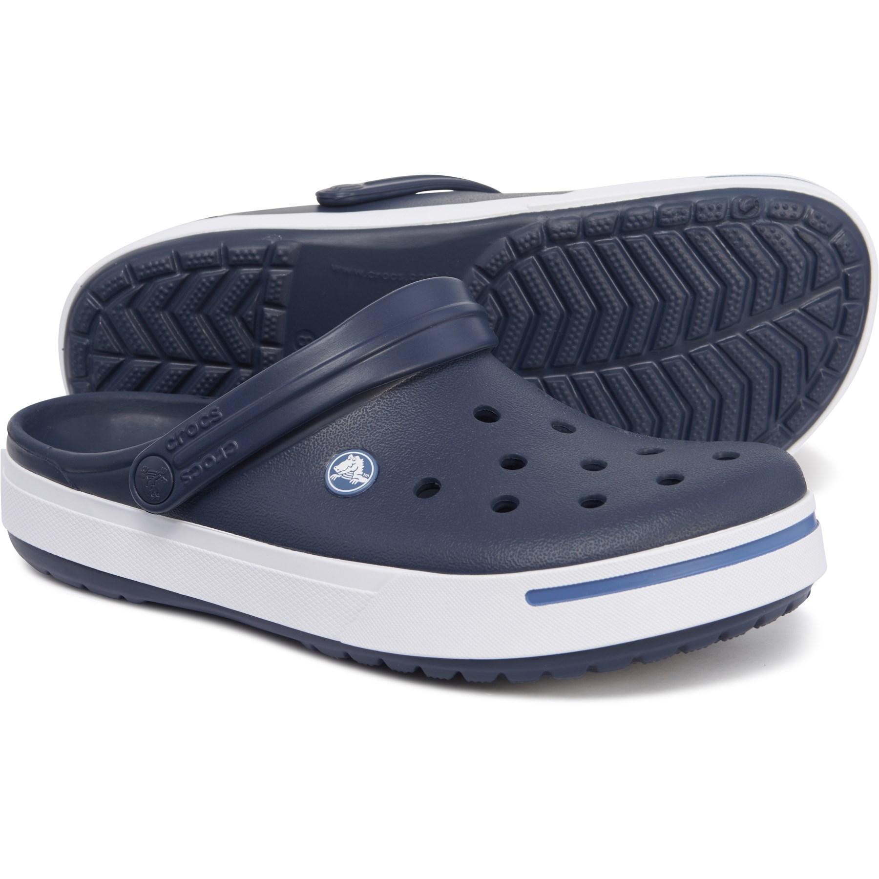 39b61a8a32997 Lyst - Crocs™ Crocband Ii Clogs (for Men) in Blue for Men