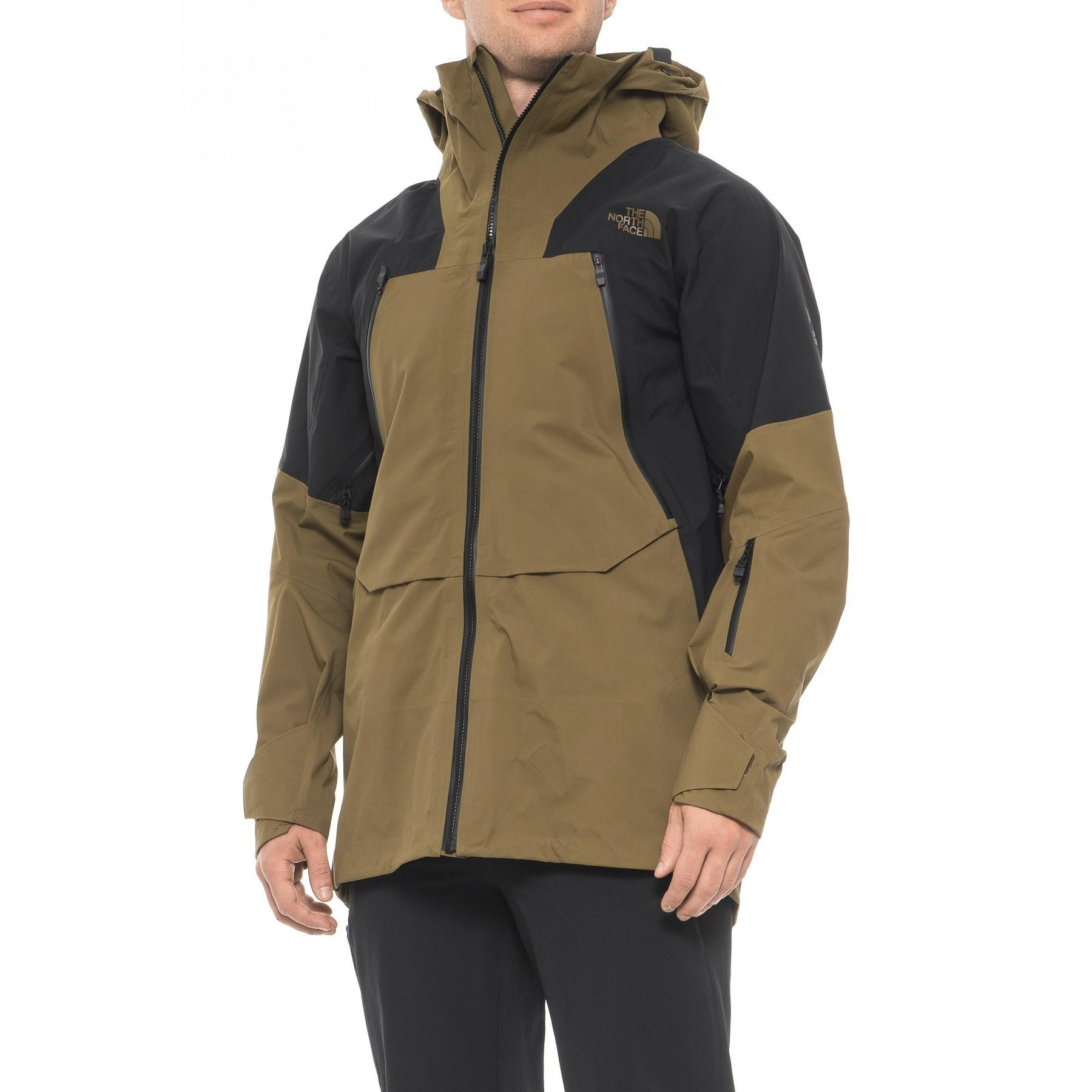 f58f010caec6 Lyst - The North Face Purist Triclimate® Gore-tex®jacket in Green ...
