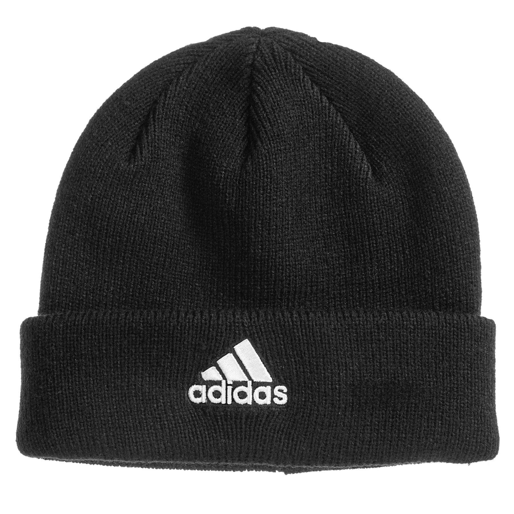 designer fashion c7b80 7181a Adidas - Black Team Beanie (for Women) - Lyst. View fullscreen