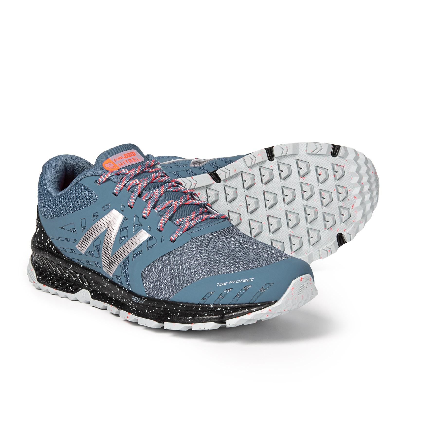 Trail Shoes Women Lyst New for Nitrel Balance Fuelcore Running q8wISa4Zw