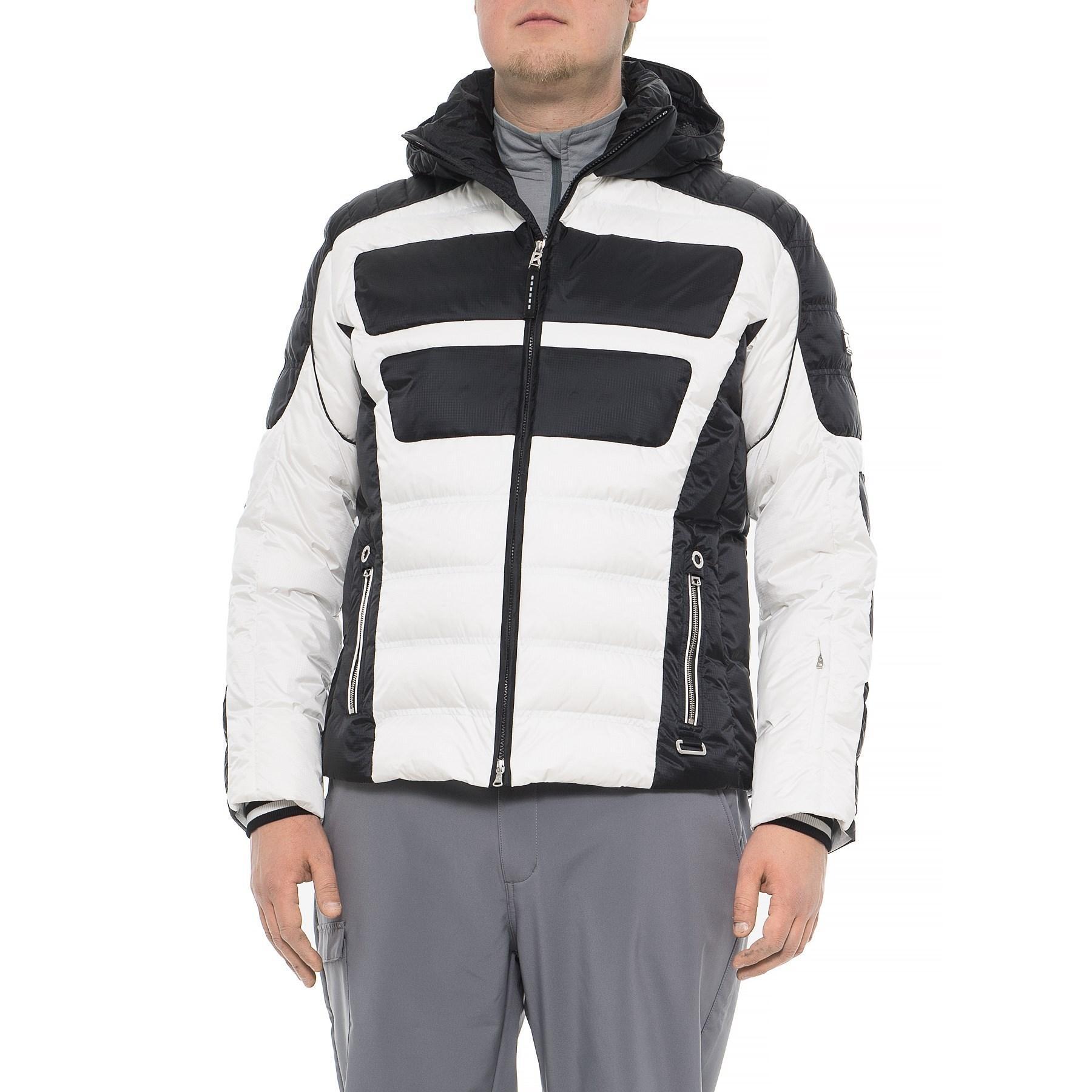 7b5a696dd08 Bogner Enrico-d Down Ski Jacket (for Men) in White for Men - Lyst