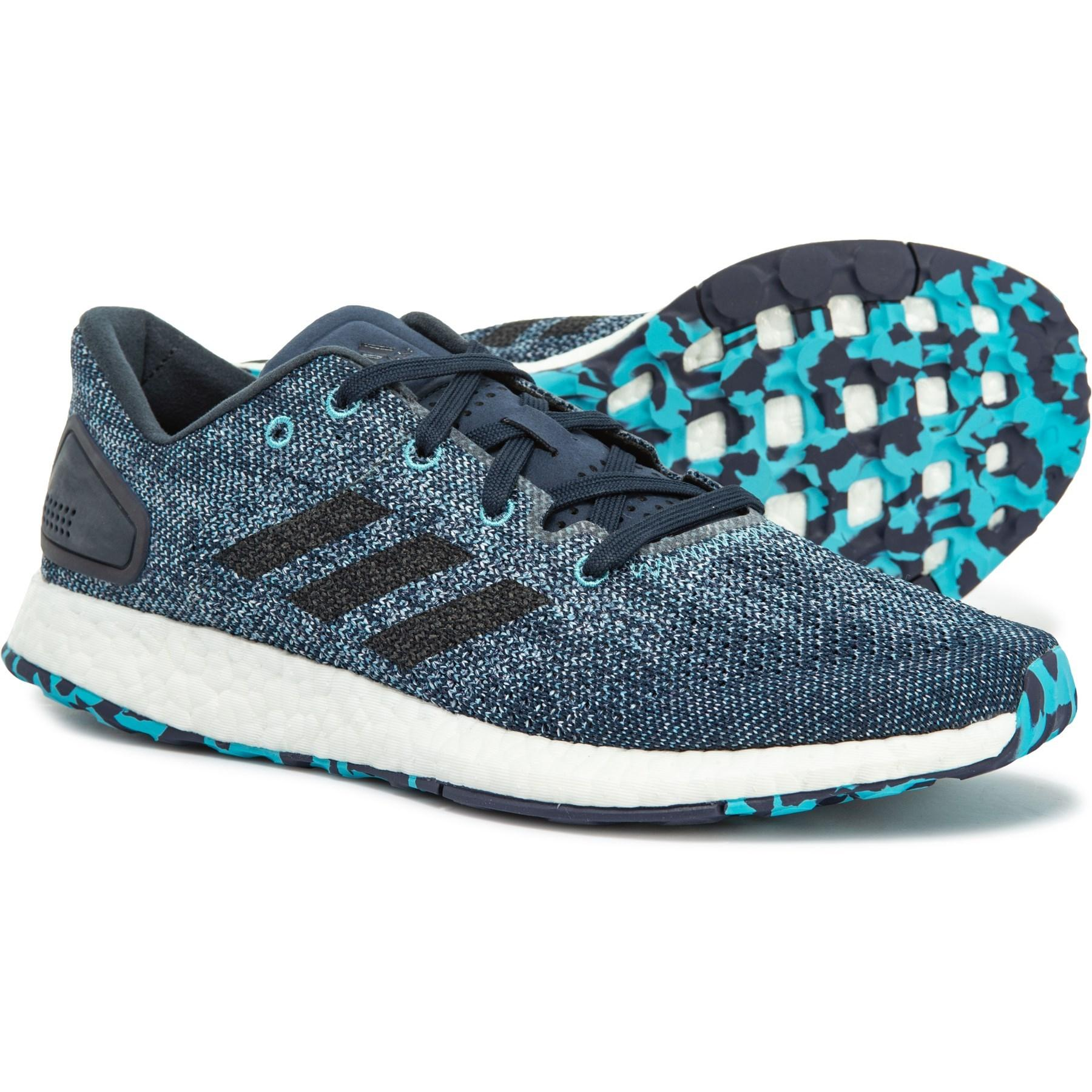 9a3a8ead298 Lyst - adidas Pureboost Dpr Ltd Running Shoes (for Men) in Blue for Men
