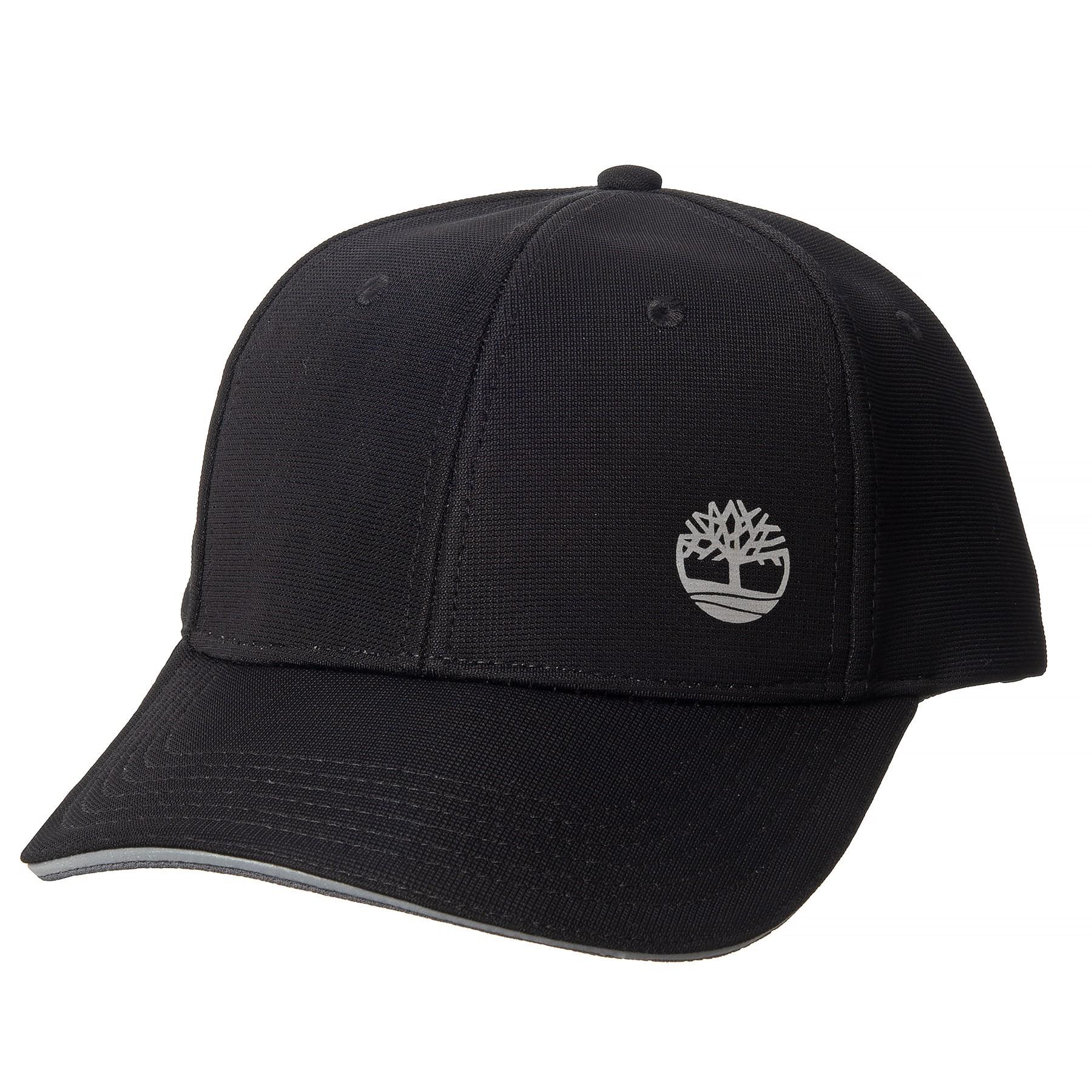 Lyst - Timberland Ottoma Stretch Baseball Cap With Reflective Logo ... d21ea4a73c2a