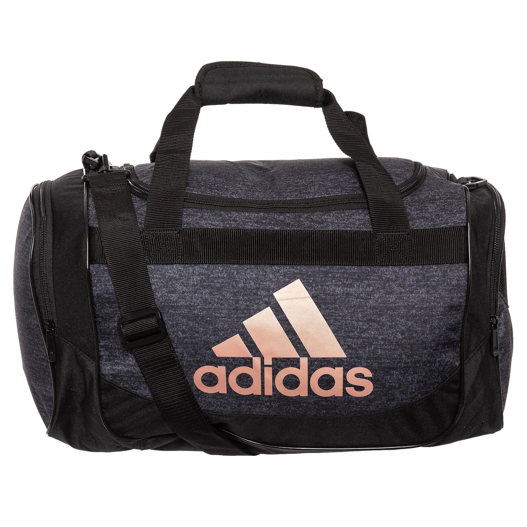 Adidas - Black Defense Duffel Bag for Men - Lyst. View fullscreen b37a5617f86e6