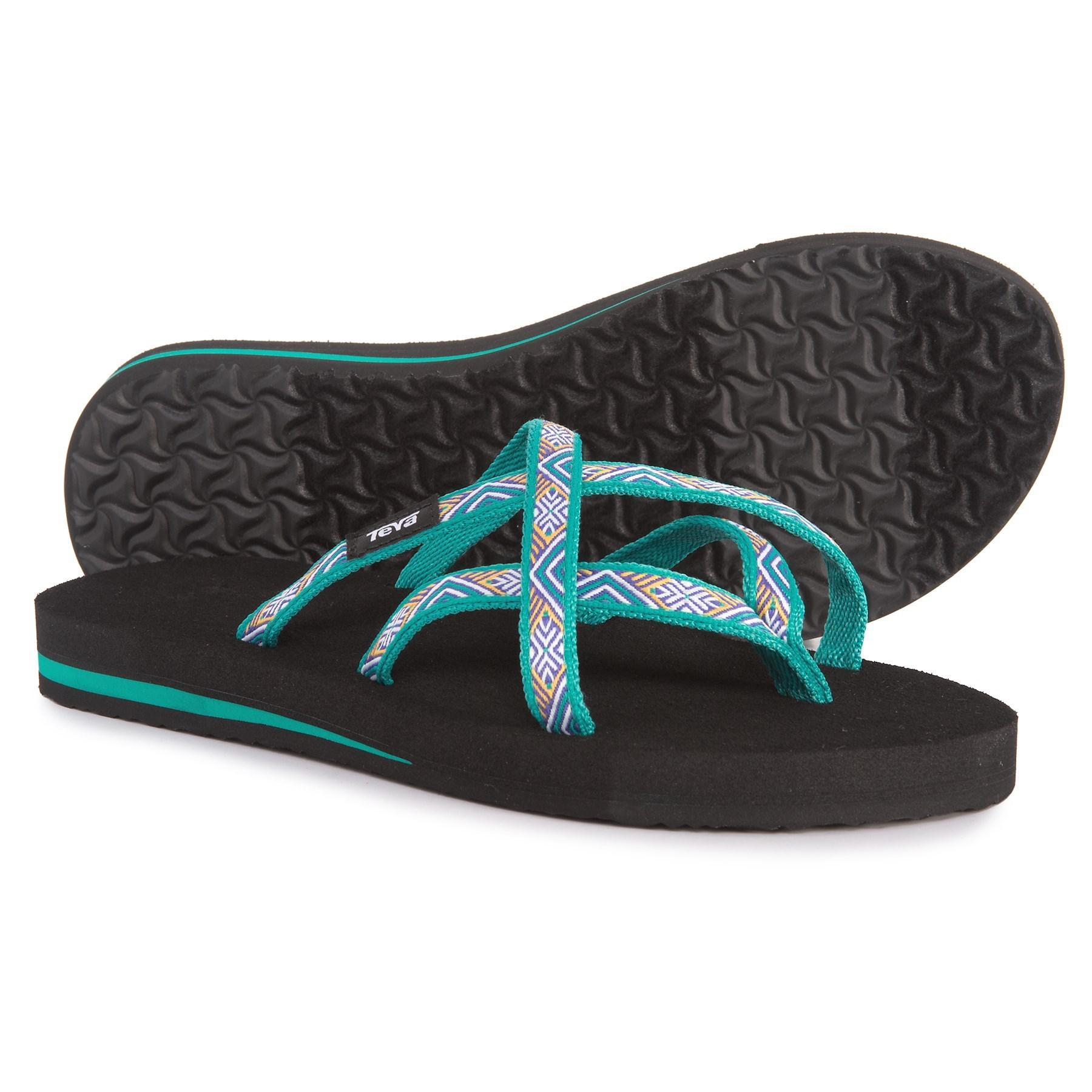 c2d0b00454f0 Lyst - Teva Olowahu Flip-flops (for Women)