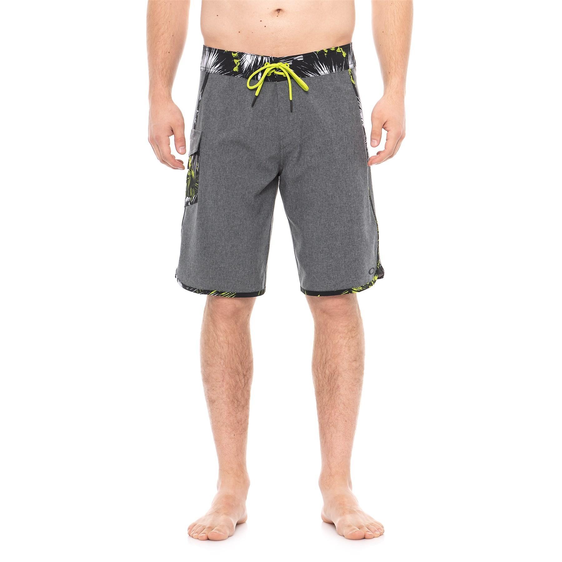 b9b4e77940 Lyst - Oakley Tomahawk 20 Shorts (for Men) in Gray for Men
