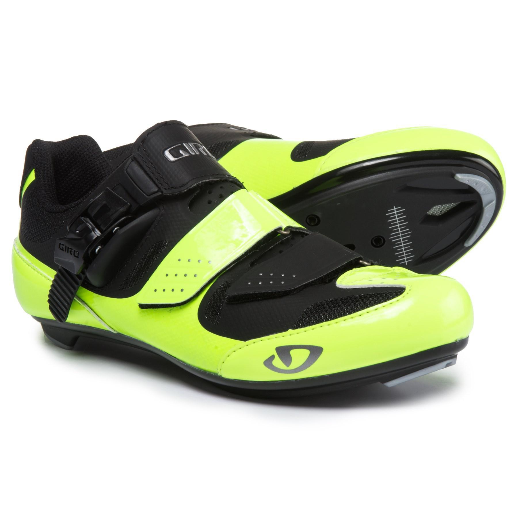 8d63de68cdd Lyst - Giro Solara Ii Road Cycling Shoes in Yellow for Men