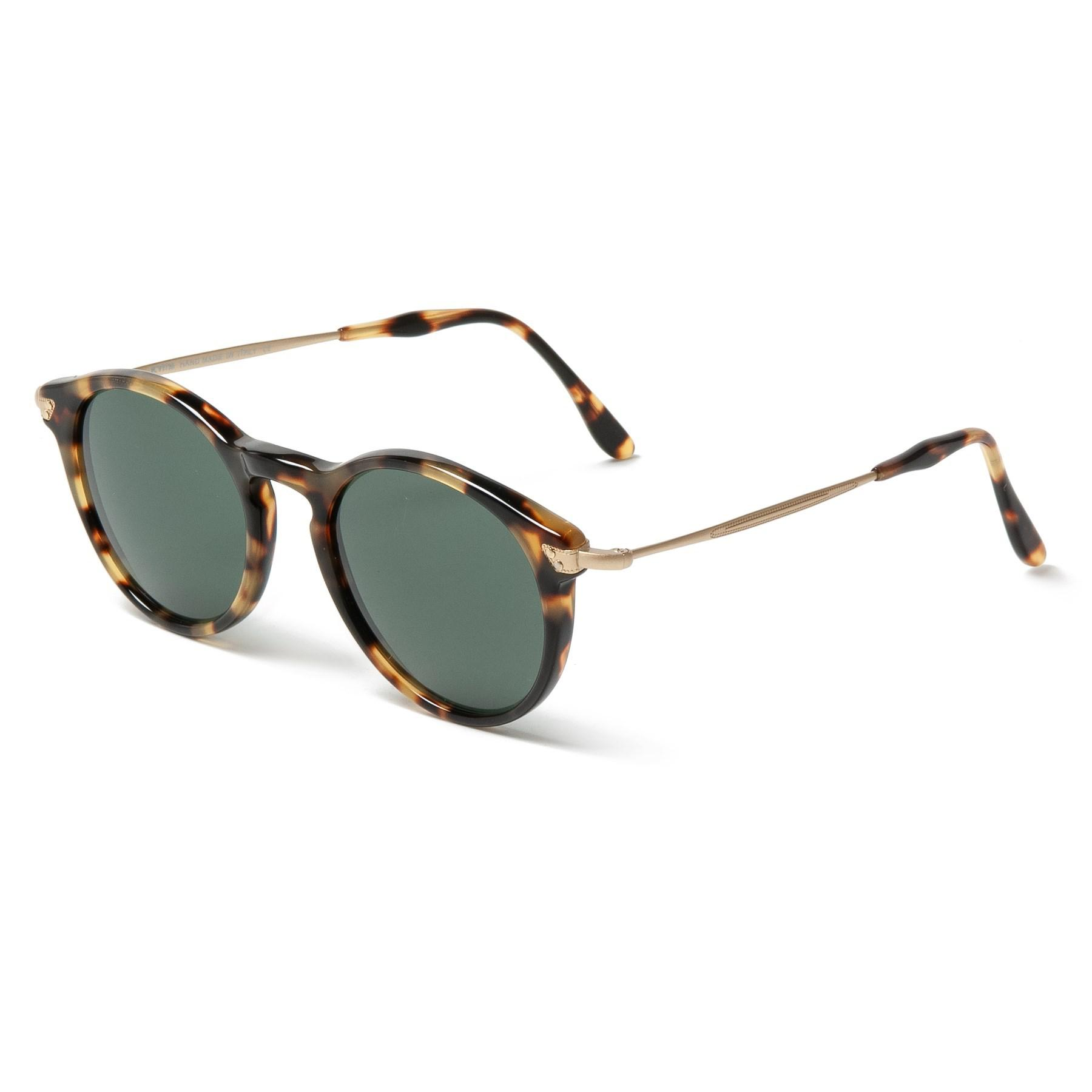 7c64ba162a9 Lyst - Kyme Mark Sunglasses (for Men And Women) in Green for Men