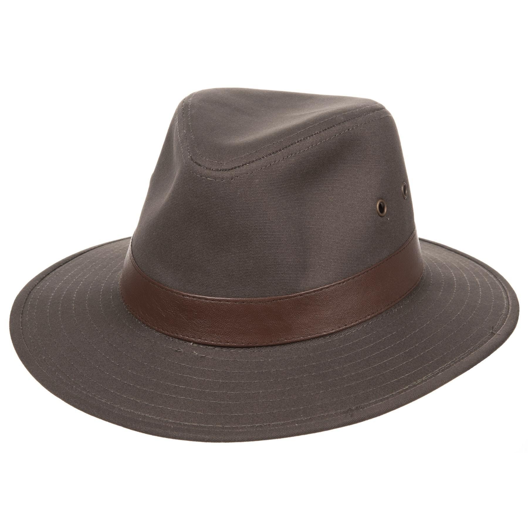 4c3ab2d0c05 Lyst - Henschel Outback Hat (for Men) in Green for Men