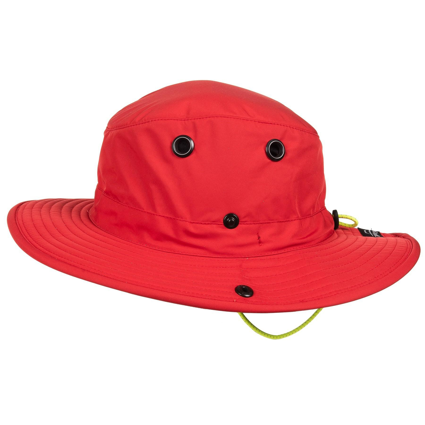 93411734aa8 Lyst - Tilley Paddlers Hat in Red for Men