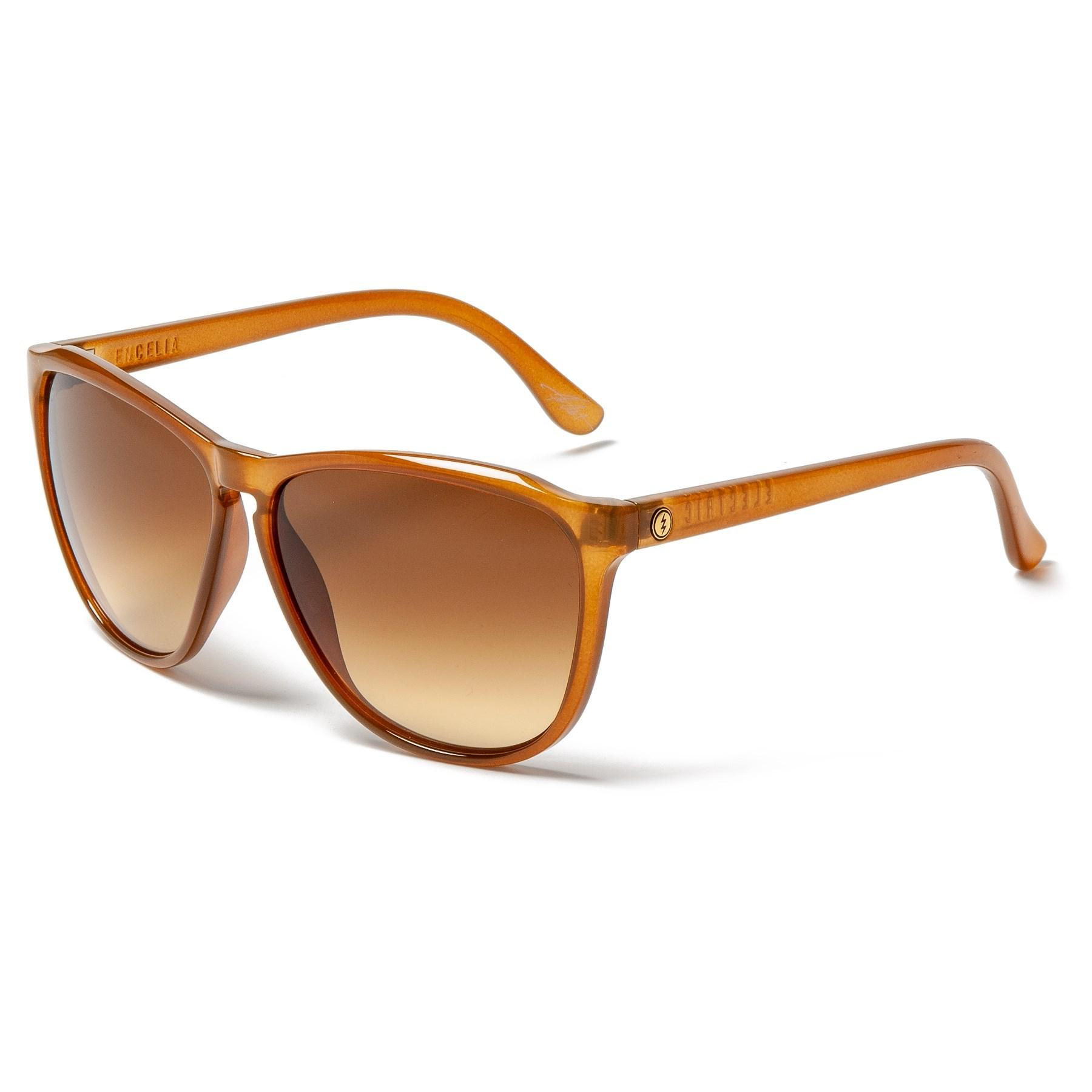 69435332139 Lyst - Electric Encelia Ohm Lens Sunglasses (for Women) in Brown