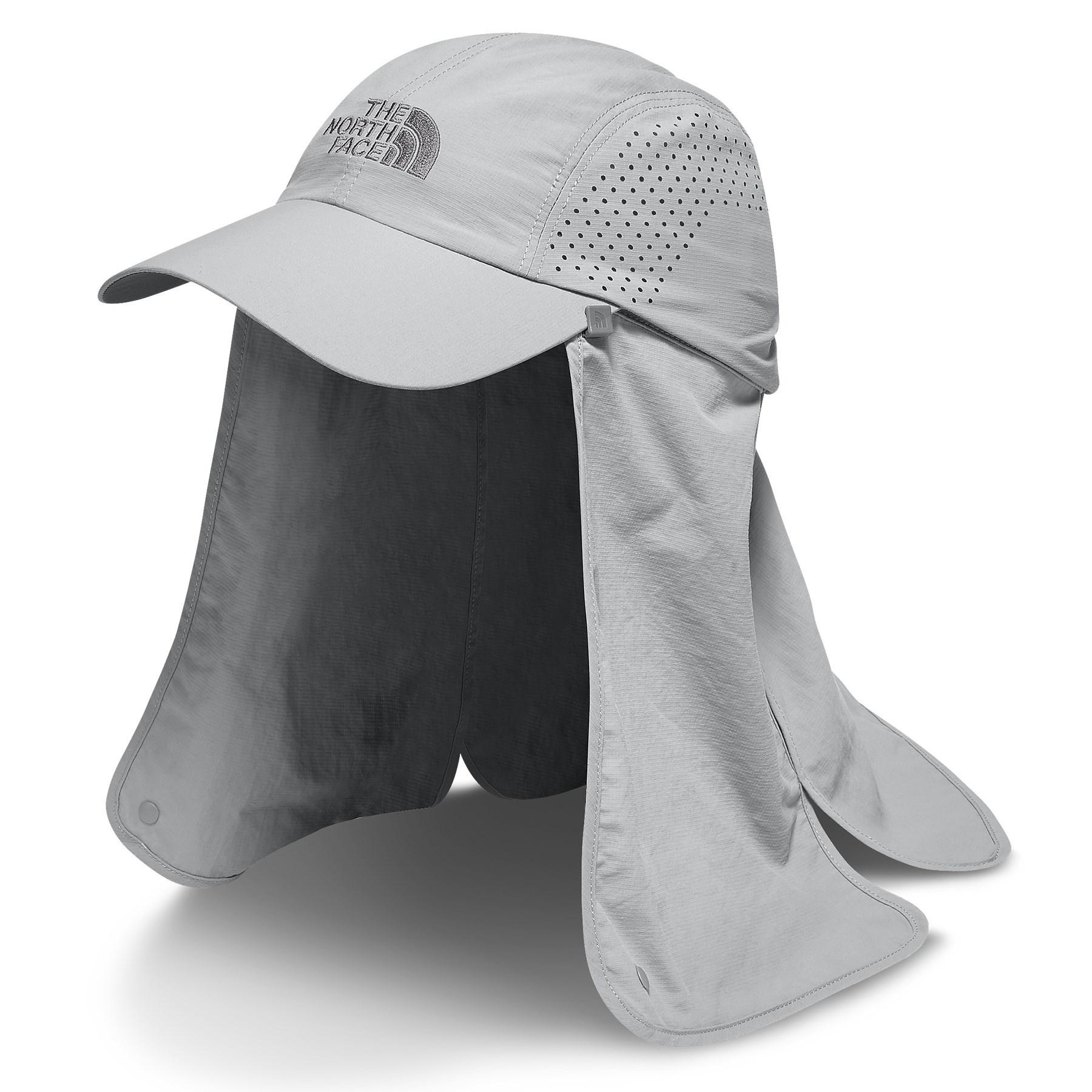 f83b708f4c3 Lyst - The North Face Sun Shield Ball Cap (for Men) in Gray for Men