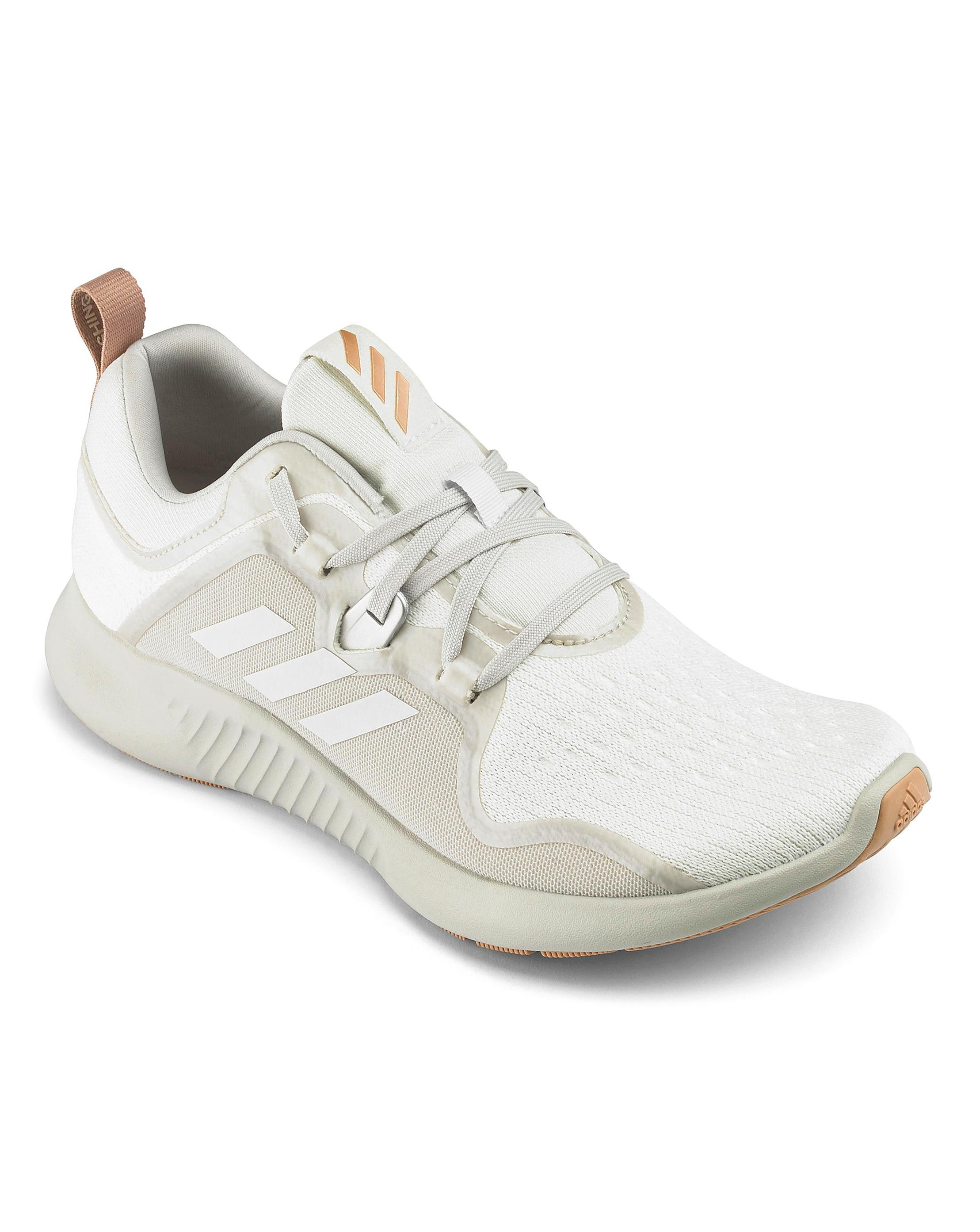 343d3b9a42a83 Lyst - Simply Be Adidas Edgebounce Sneakers in White