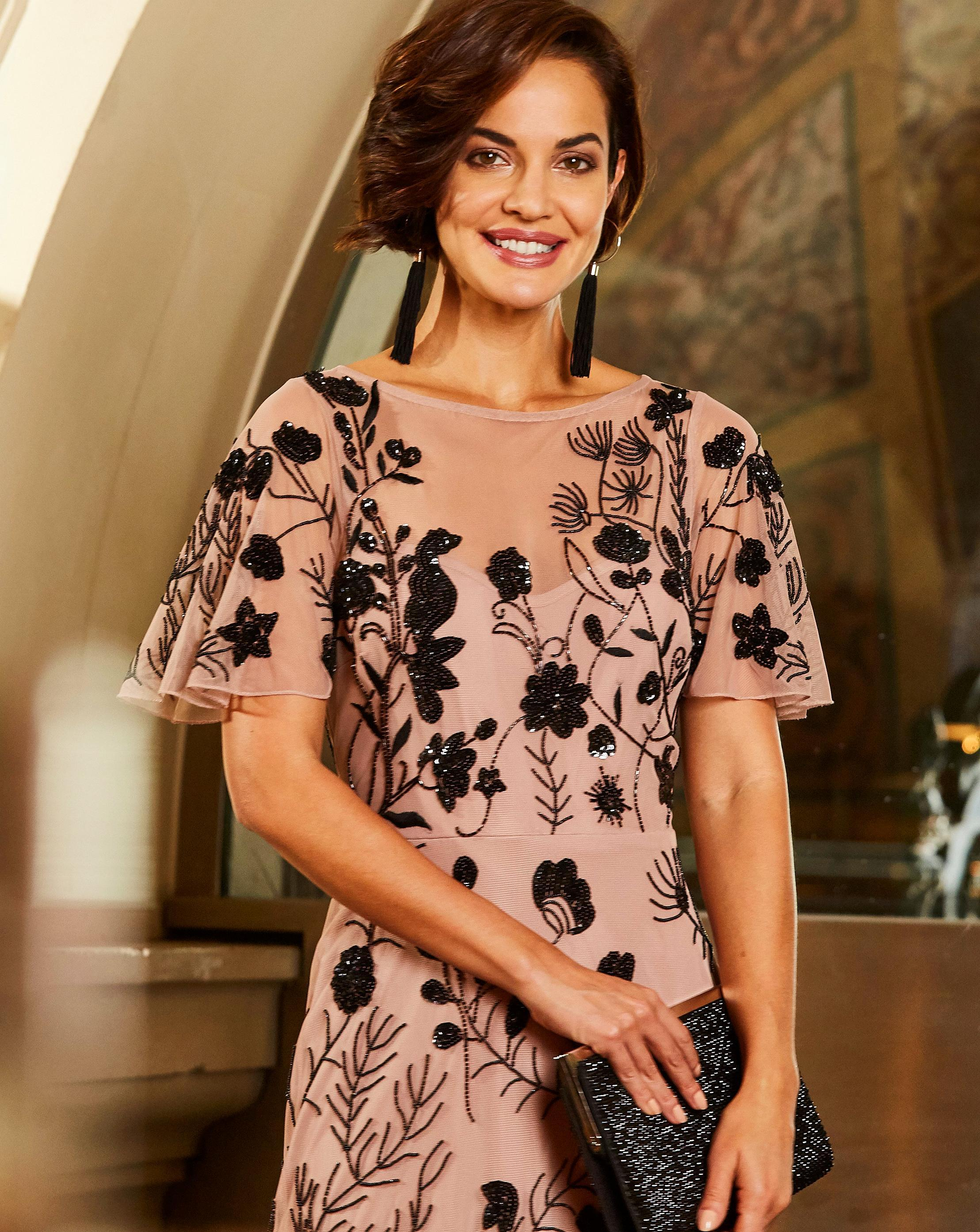 c6facdc580d59e Petite Maxi Dresses Simply Be