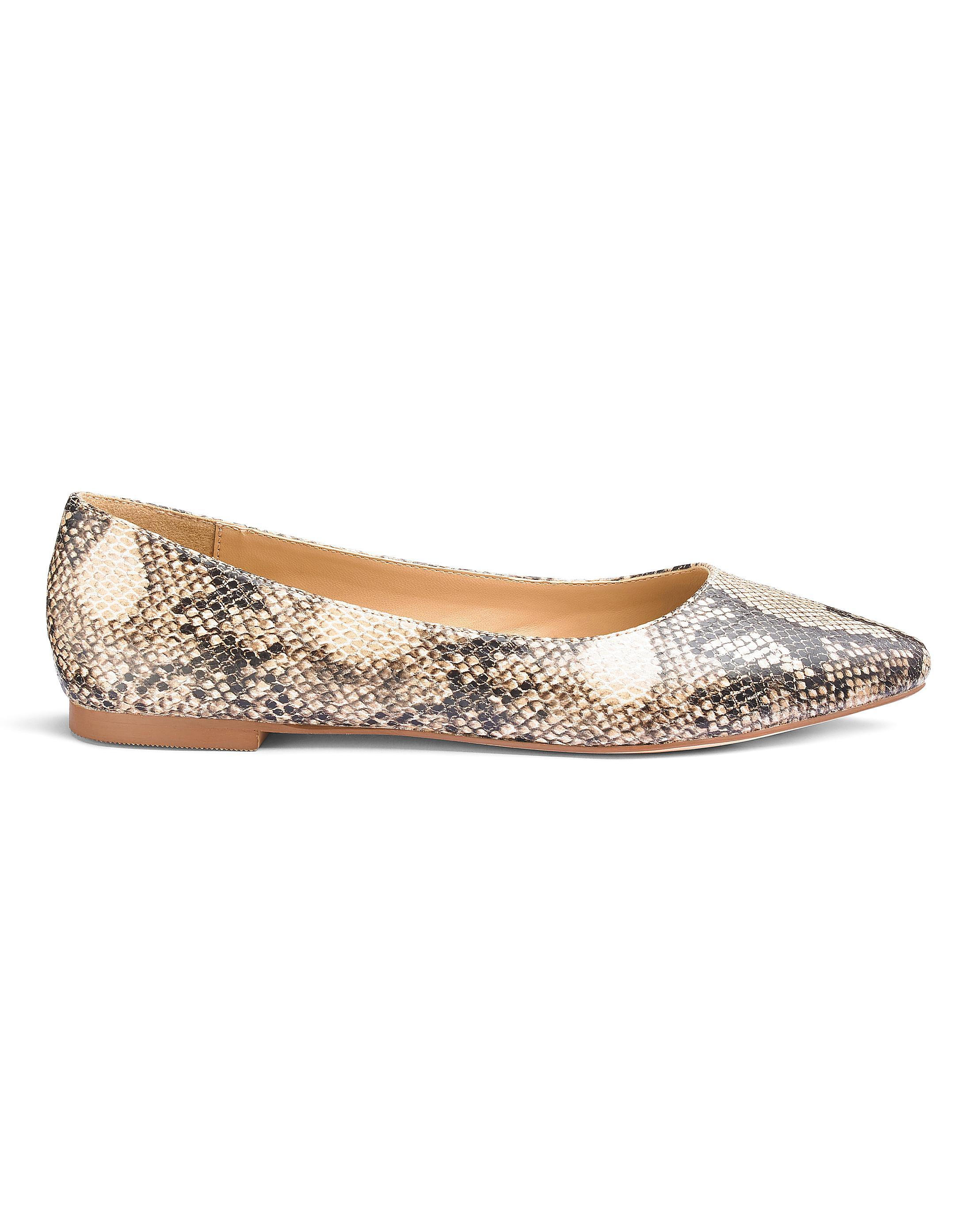 Alicia Pointed Ballerina cheap 2014 newest new online wCyzDMB