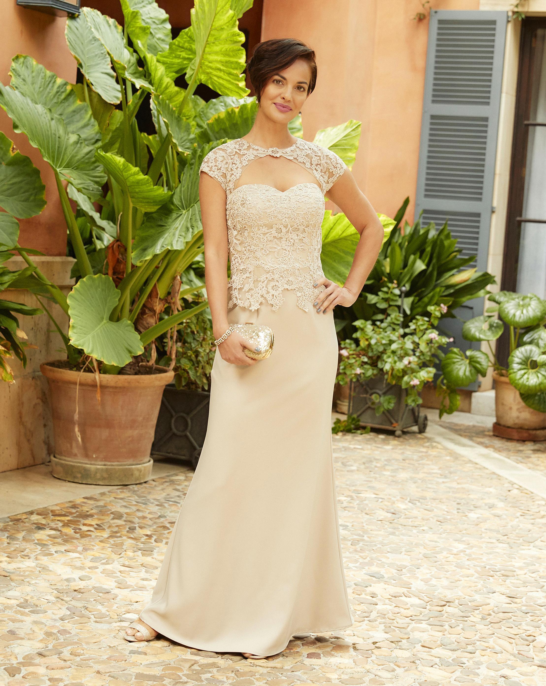 baad4de9357 Lyst - Simply Be Joanna Hope Lace Trim Maxi Dress
