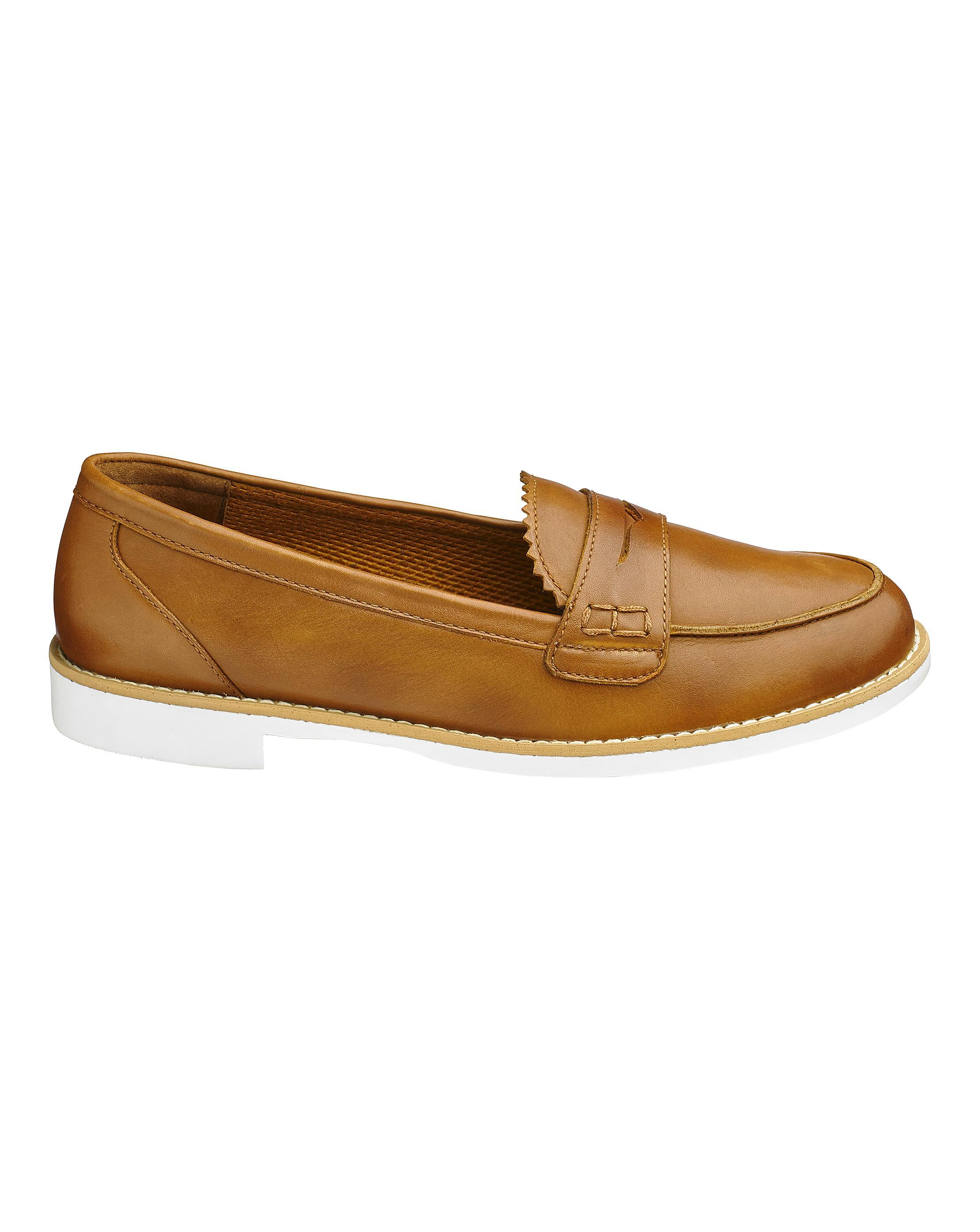Heavenly Soles Loafers