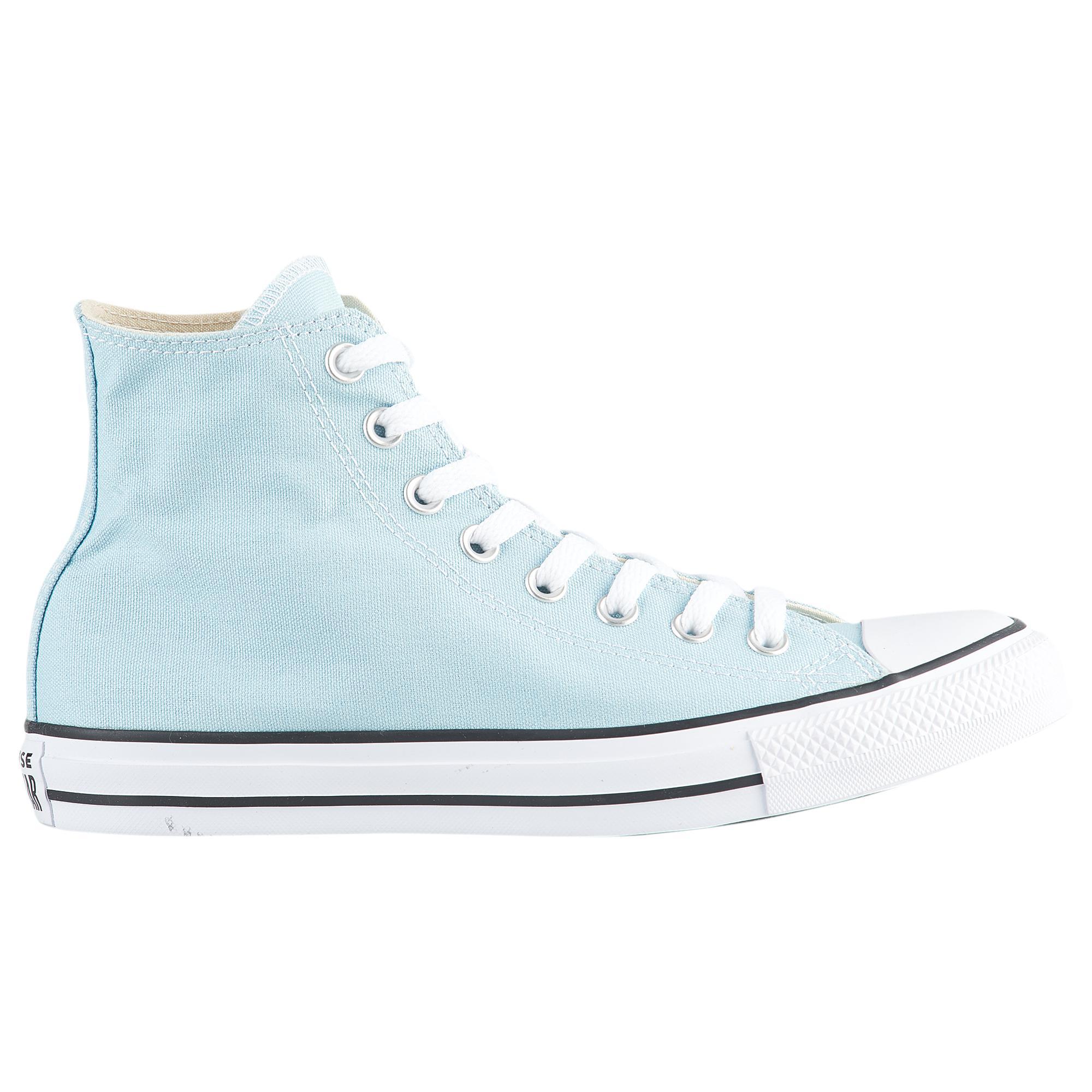 a687ada69ce4 Lyst - Converse All Star Hi in Blue