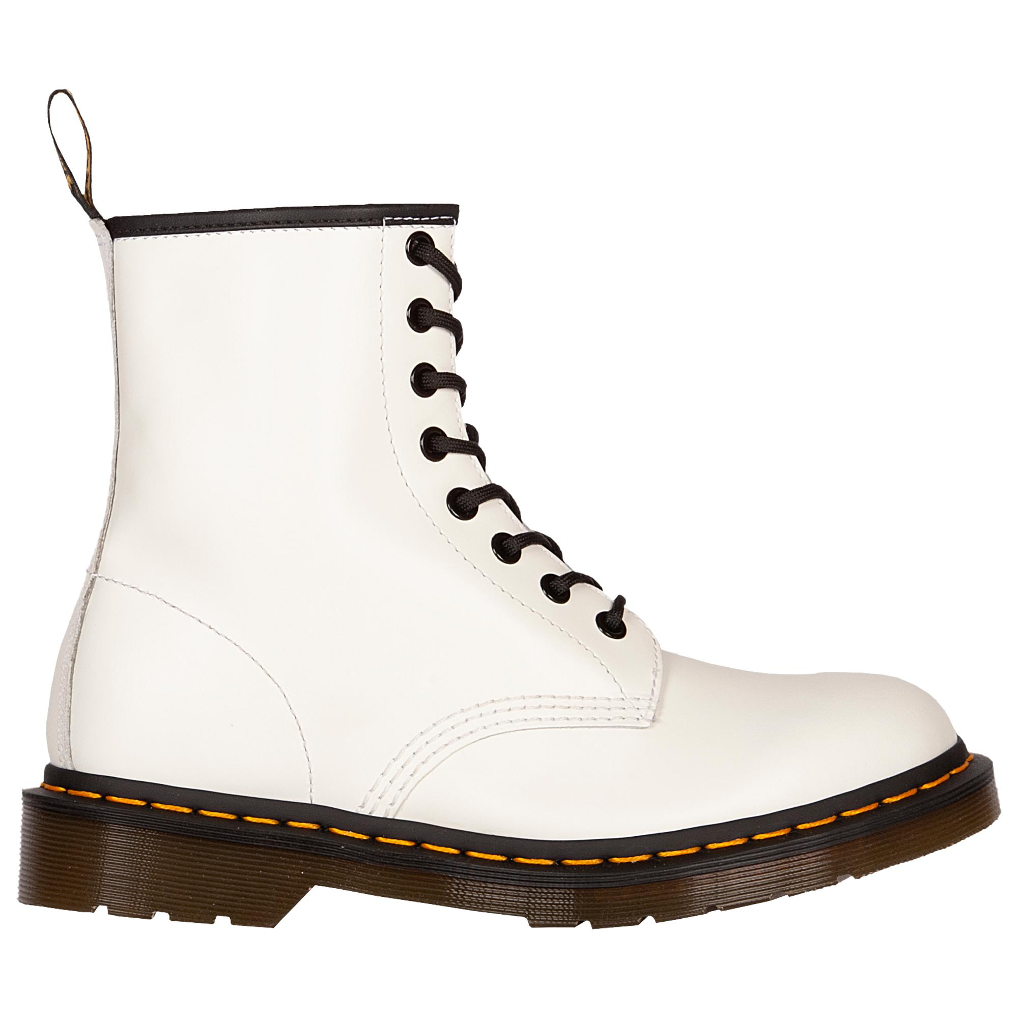 Lyst - Dr. Martens Pascal Leather in White 961336e5f