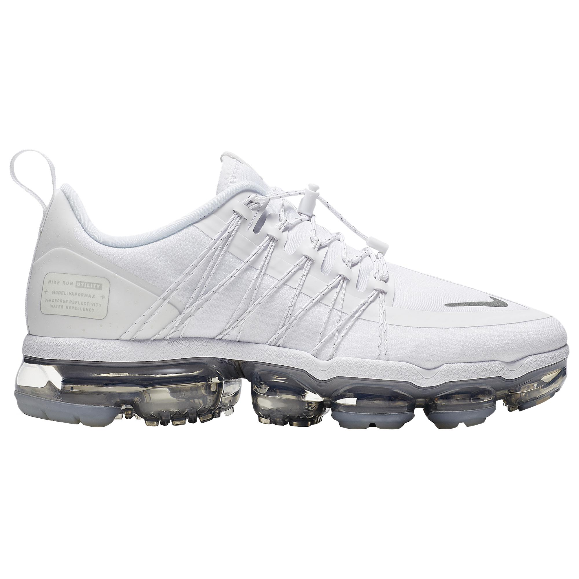 47ba3ace1f8c Lyst - Nike Air Vapormax Run Utility in White