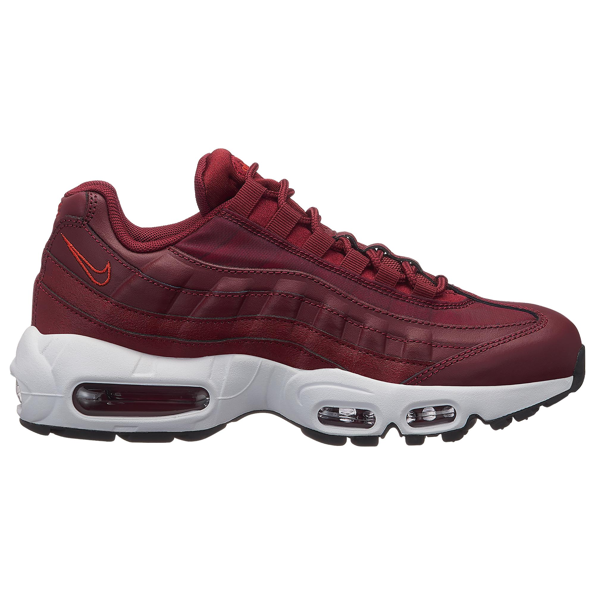 719cf25f93 Nike Air Max 95 in Red - Lyst