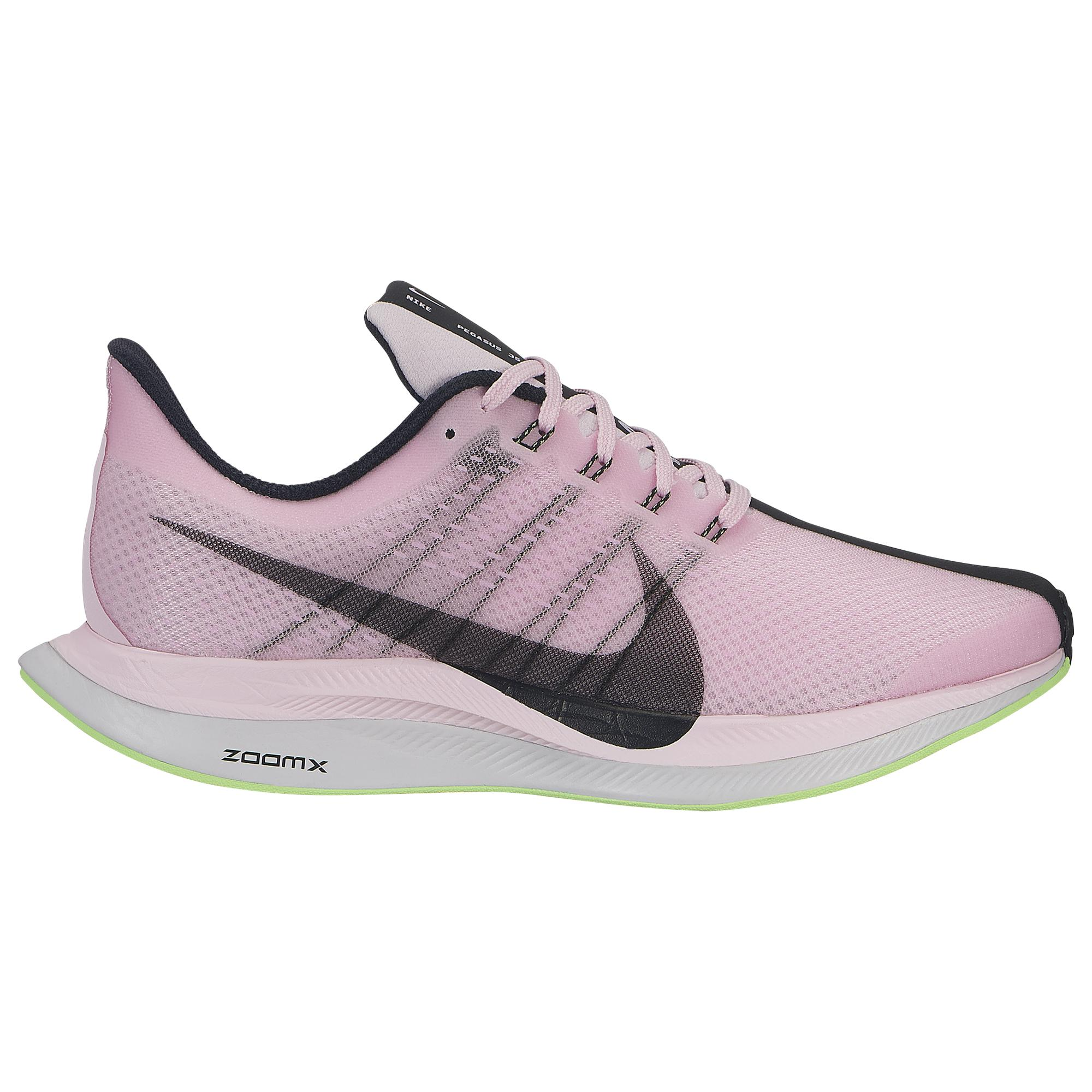 4805228243d4 Lyst - Nike Air Zoom Pegasus 35 Turbo Trainers in Pink - Save 14%