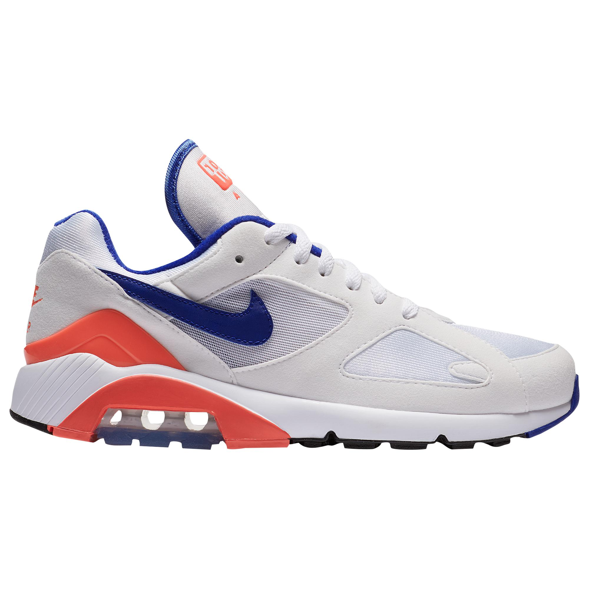 newest collection 954cb cb5b9 Nike. Women s Blue Air Max 180