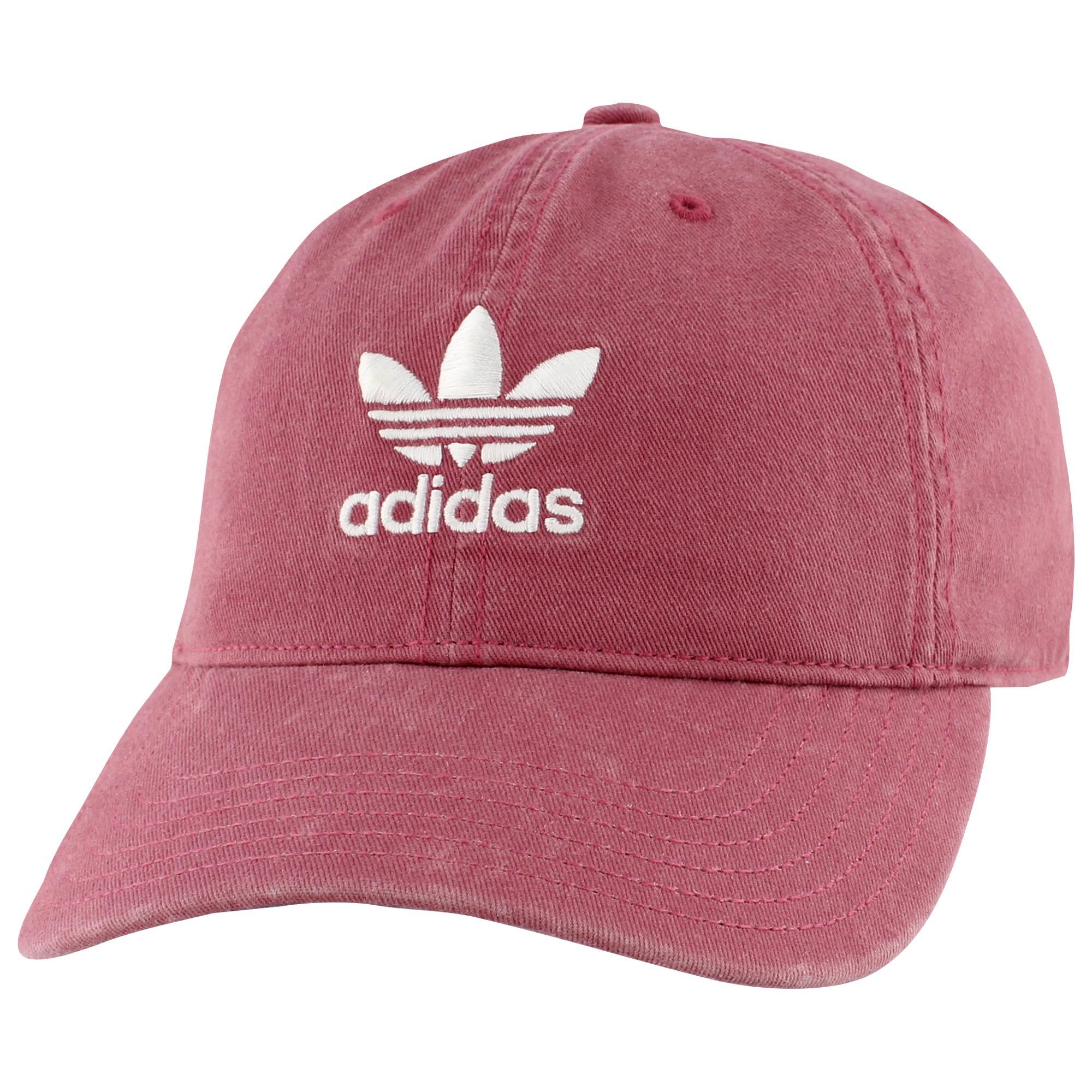 ecd440805ac Lyst - Adidas Originals Relaxed Strapback Hat for Men